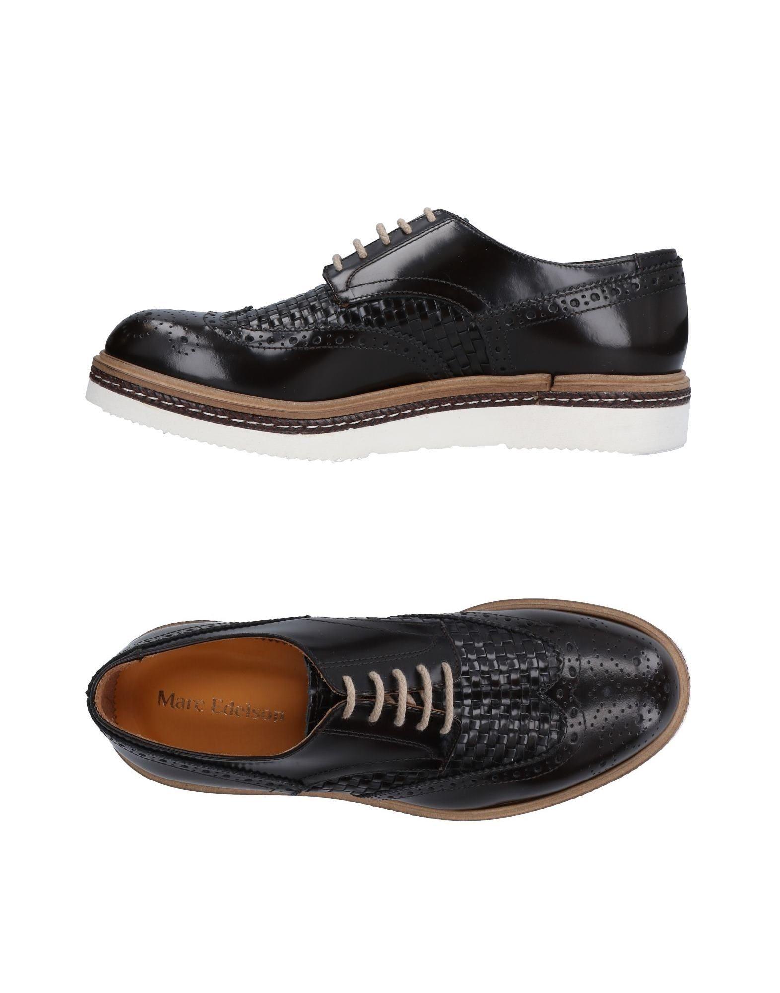 Rabatt echte Schuhe Marc Edelson Schnürschuhe Herren  11513089ES