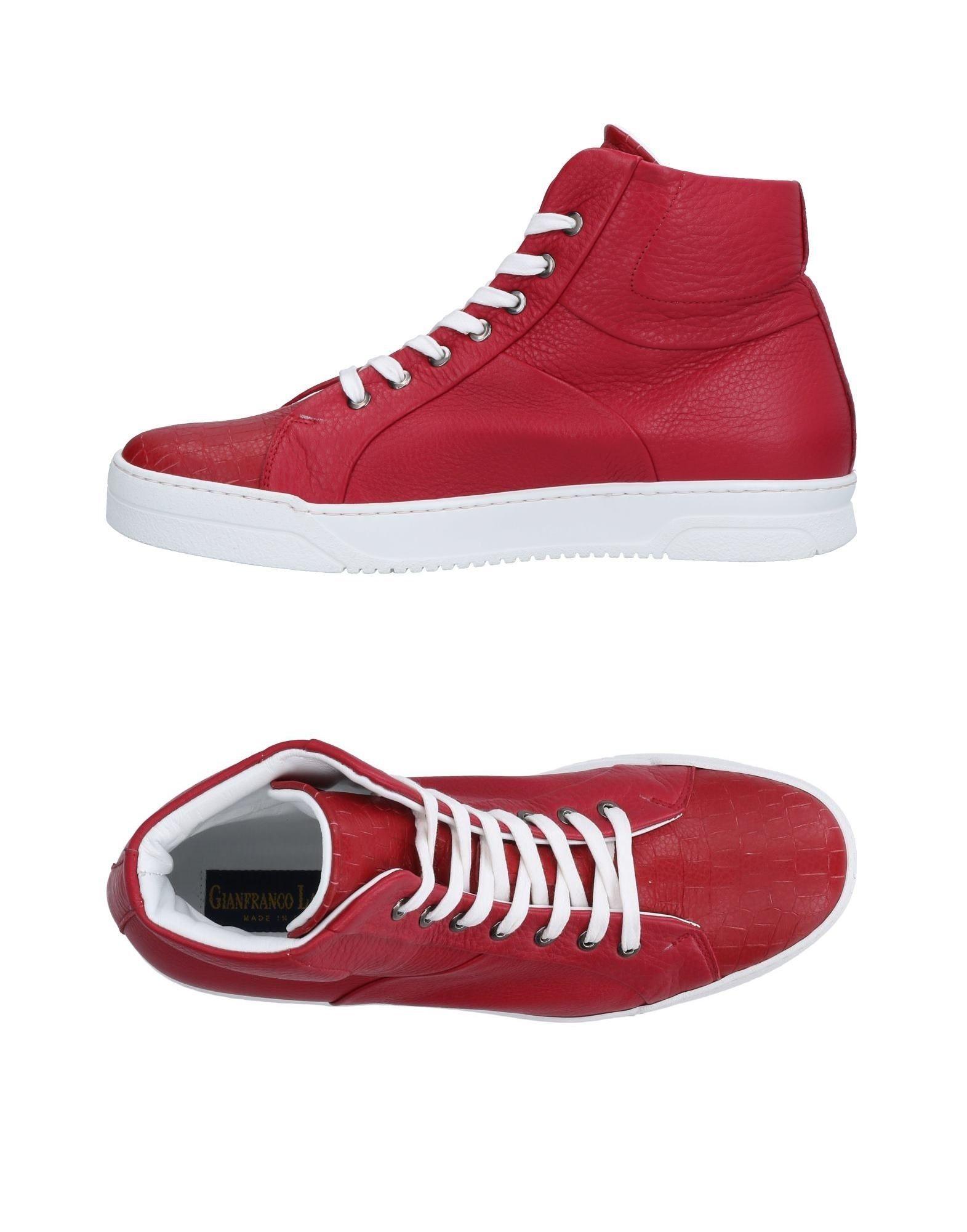 Sneakers Gianfranco Lattanzi Homme - Sneakers Gianfranco Lattanzi  Noir Dernières chaussures discount pour hommes et femmes