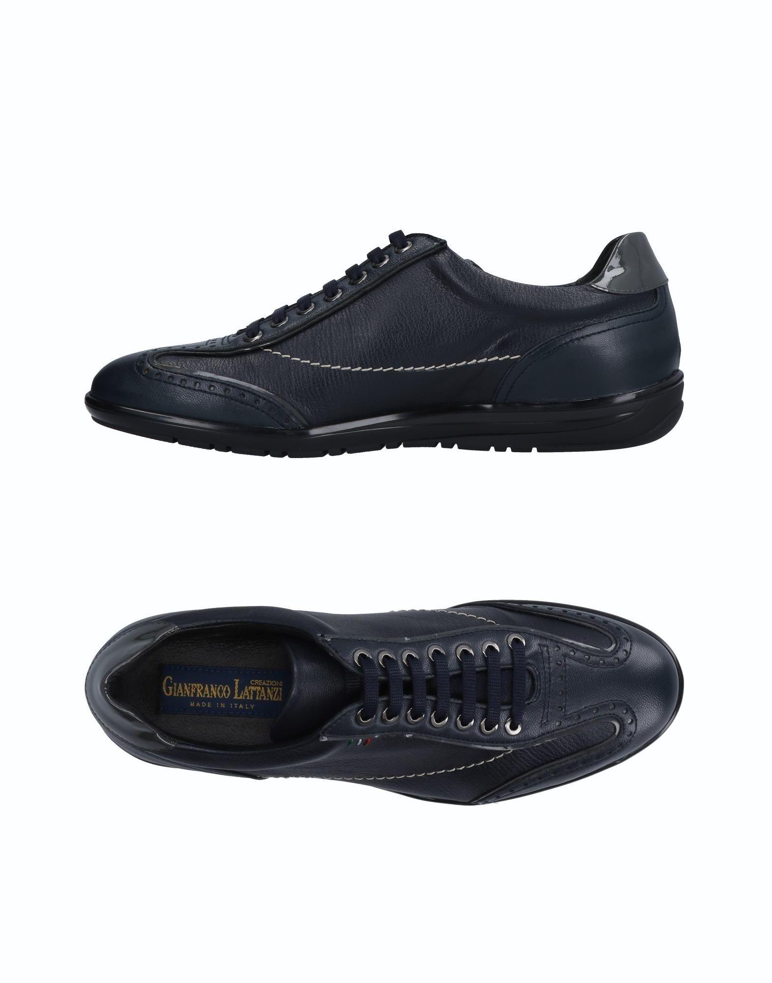 Sneakers Gianfranco Lattanzi Homme - Sneakers Gianfranco Lattanzi  Noir Nouvelles chaussures pour hommes et femmes, remise limitée dans le temps