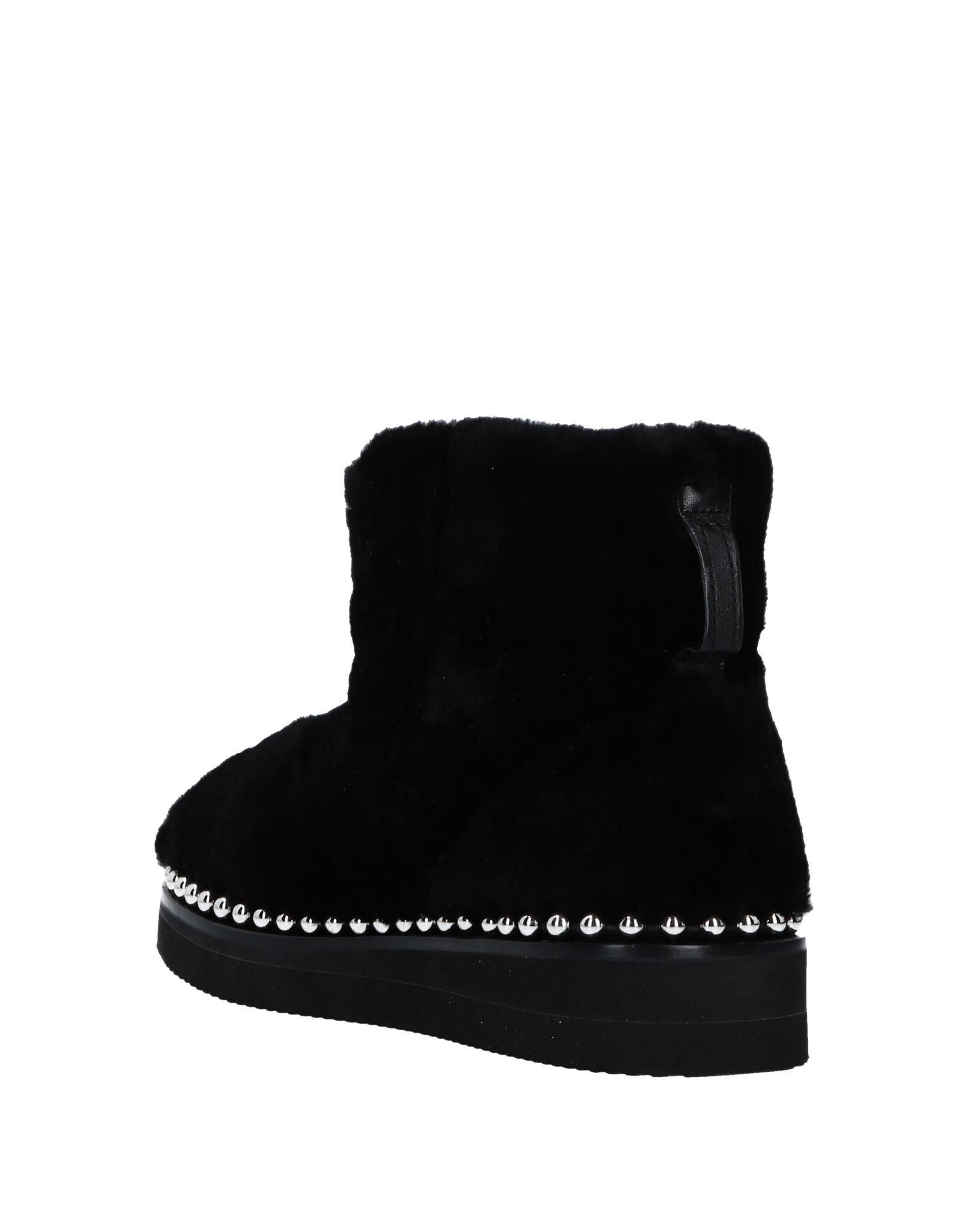 Alexander Wang Stiefelette aussehende Damen  11513189GQGünstige gut aussehende Stiefelette Schuhe 129d03
