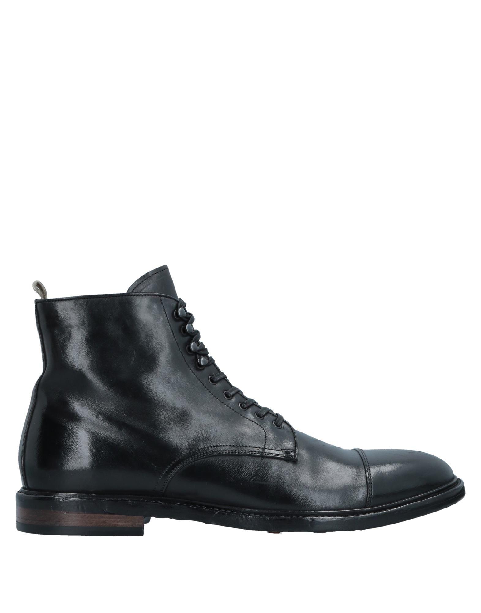 Officine Creative Italia Stiefelette Herren  11513247RW Neue Schuhe