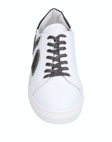 Donna Bagatt Sneakers Scarpe Bianco