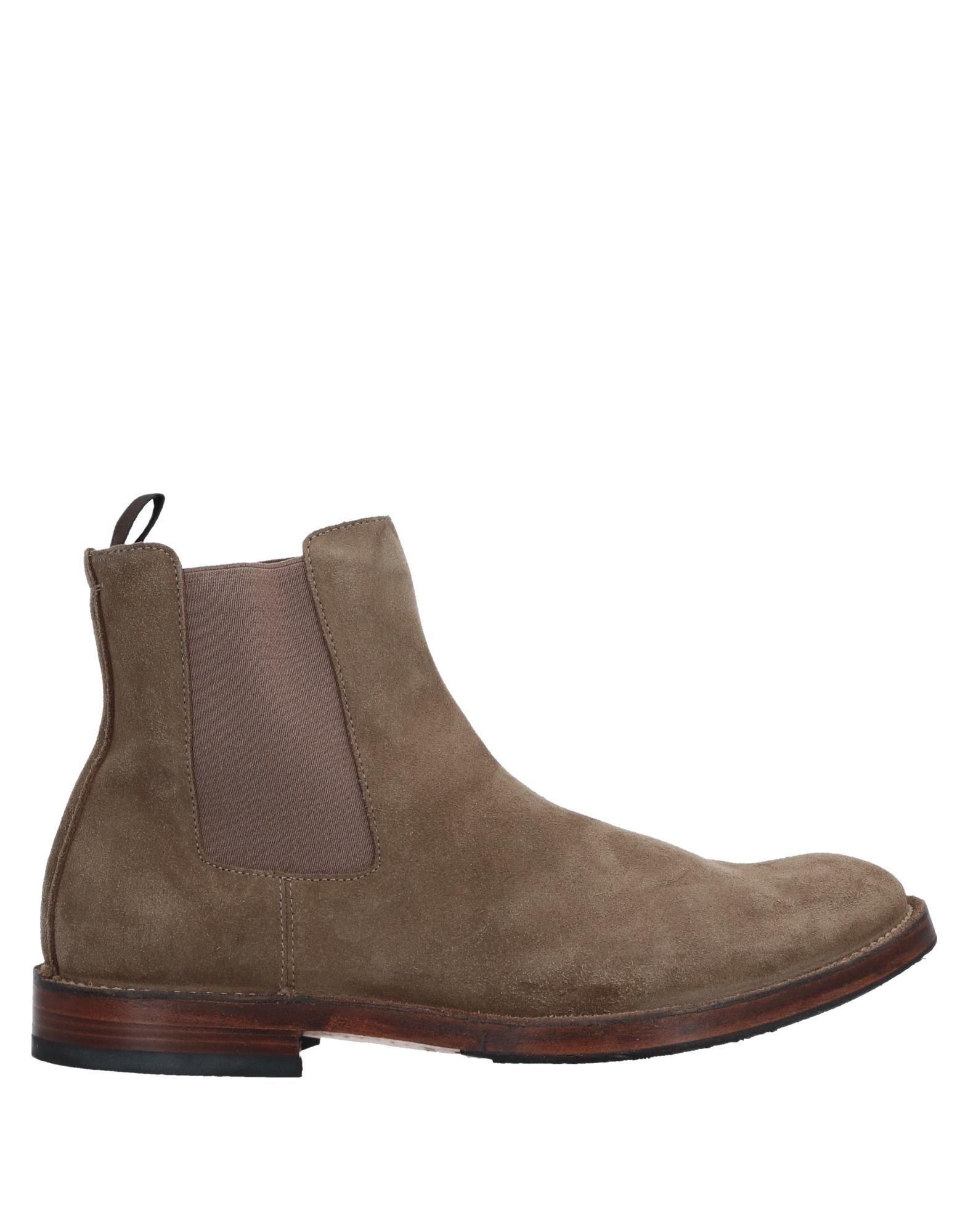 Officine Creative Italia Stiefelette Herren  11513287UD Neue Schuhe