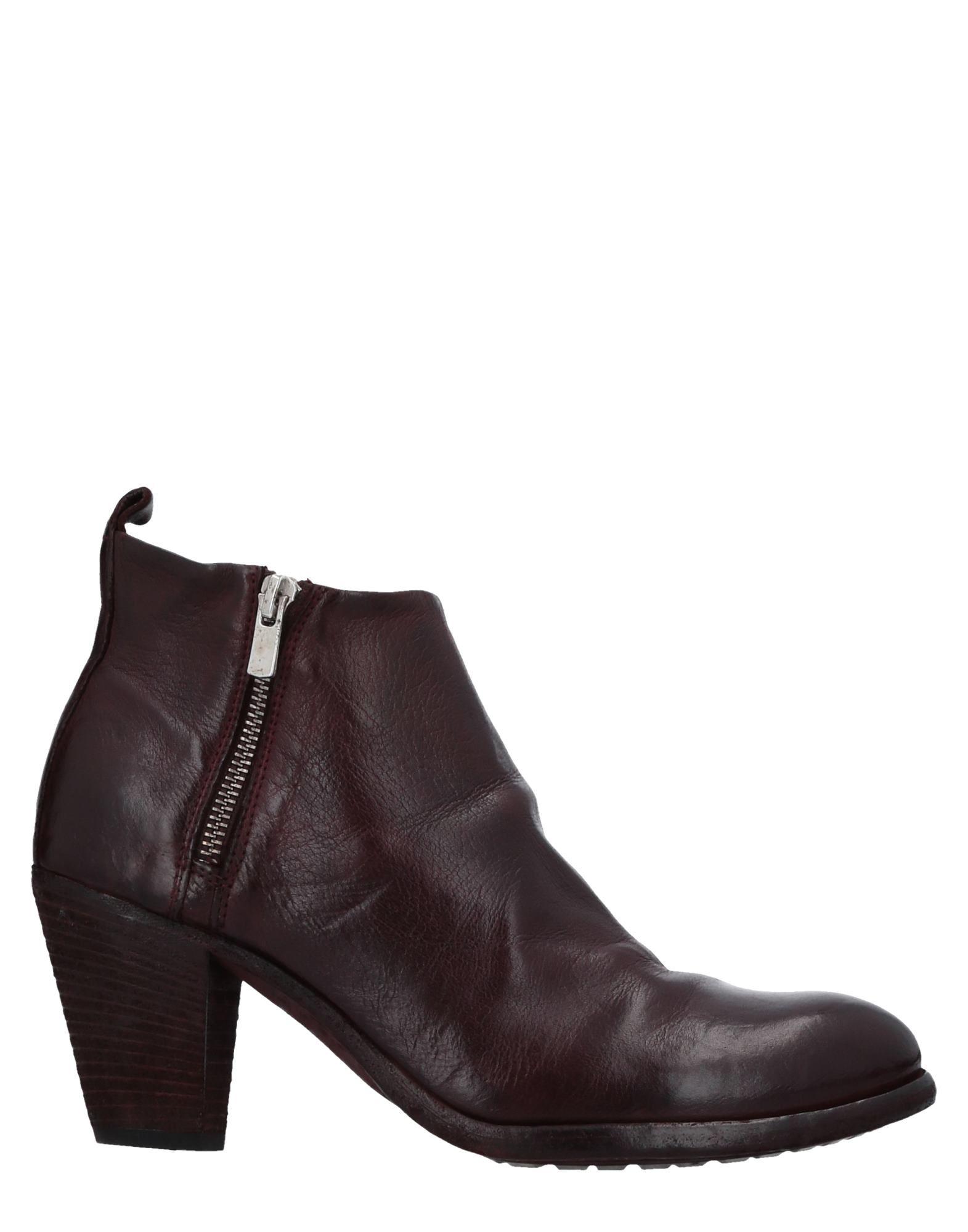 Rabatt Schuhe Officine Creative Italia Stiefelette Damen  11513303UR
