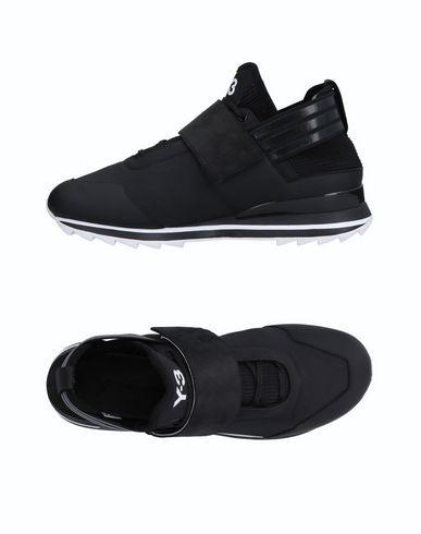 Zapatillas Y-3 Mujer - Zapatillas Y-3 - 11513487FJ Negro