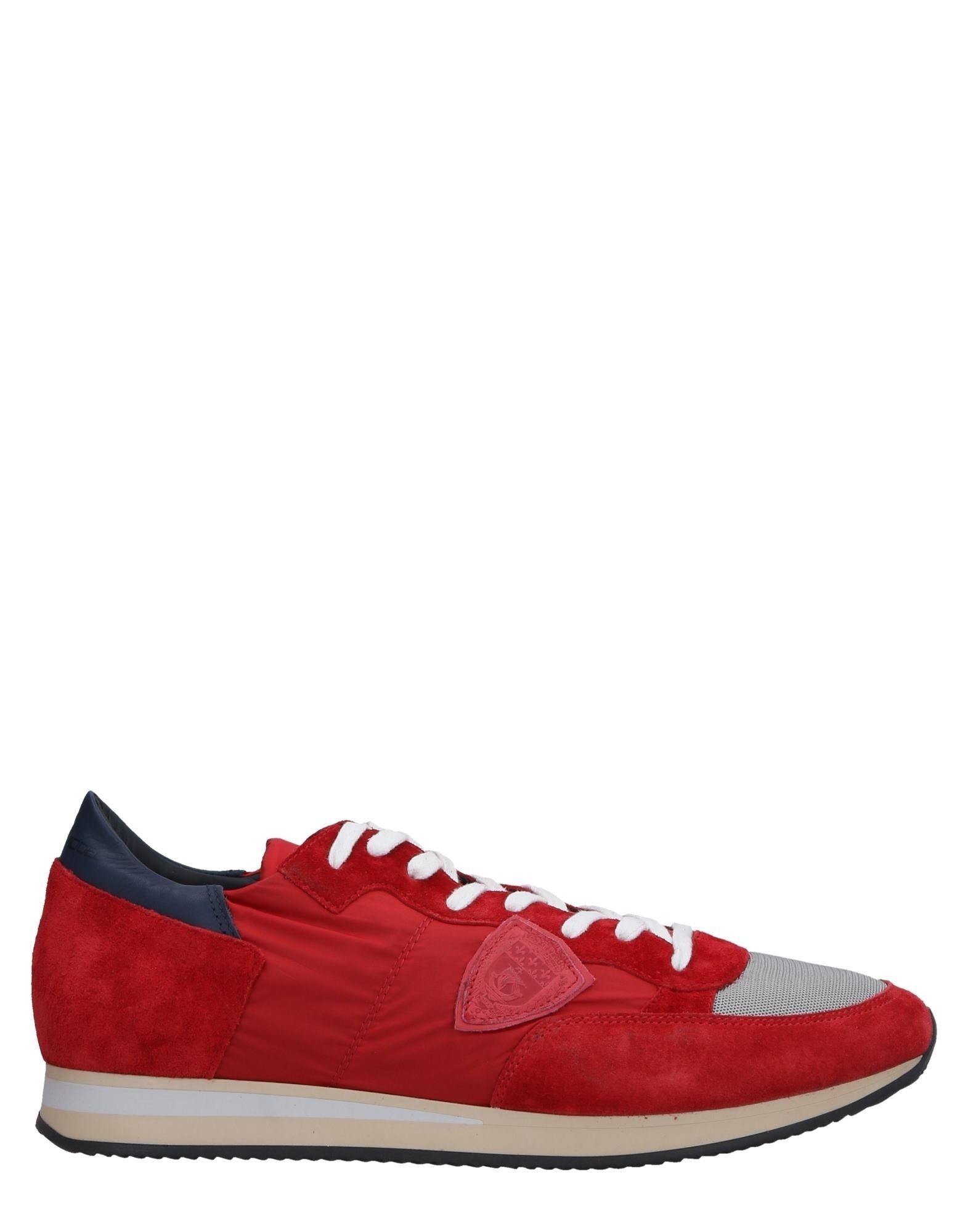 Philippe Model Sneakers Herren  11513579WD Neue Schuhe