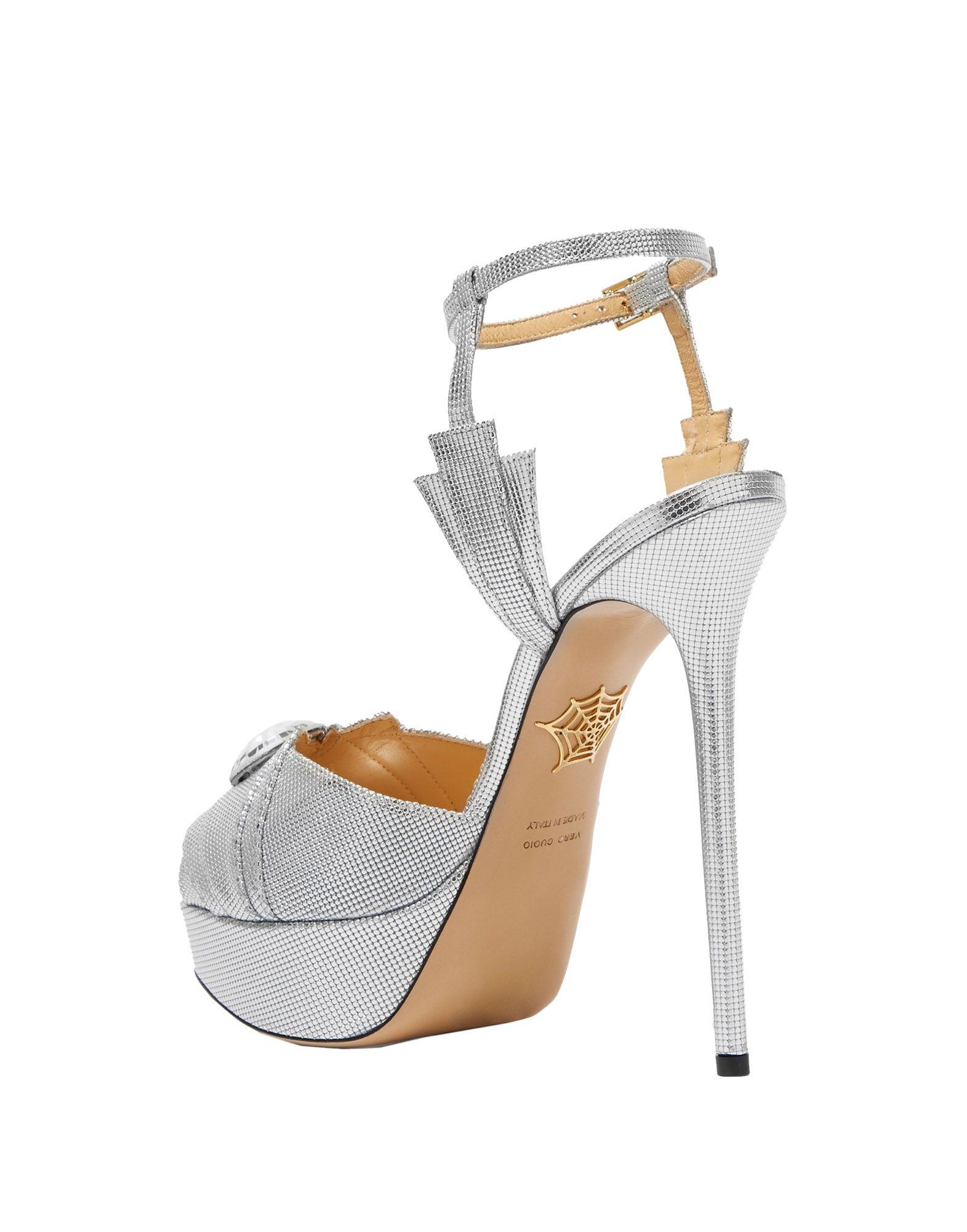 Charlotte Olympia Sandalen Damen  11513712MOGünstige gut aussehende Schuhe