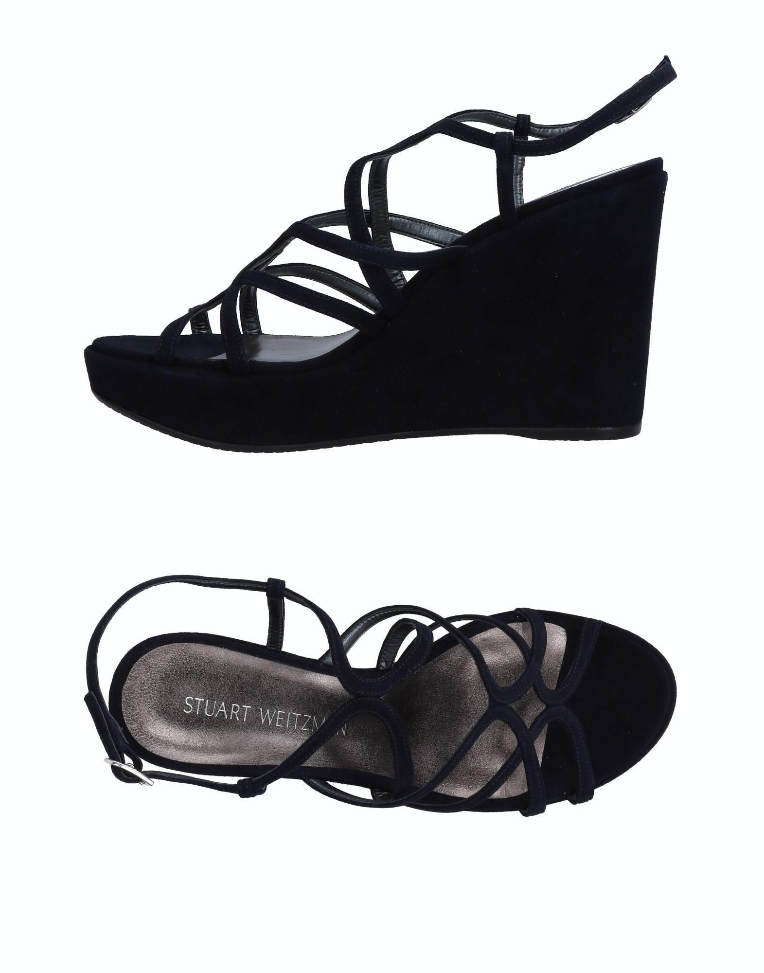 Rabatt Schuhe Stuart Weitzman Sandalen Damen  11513726CP