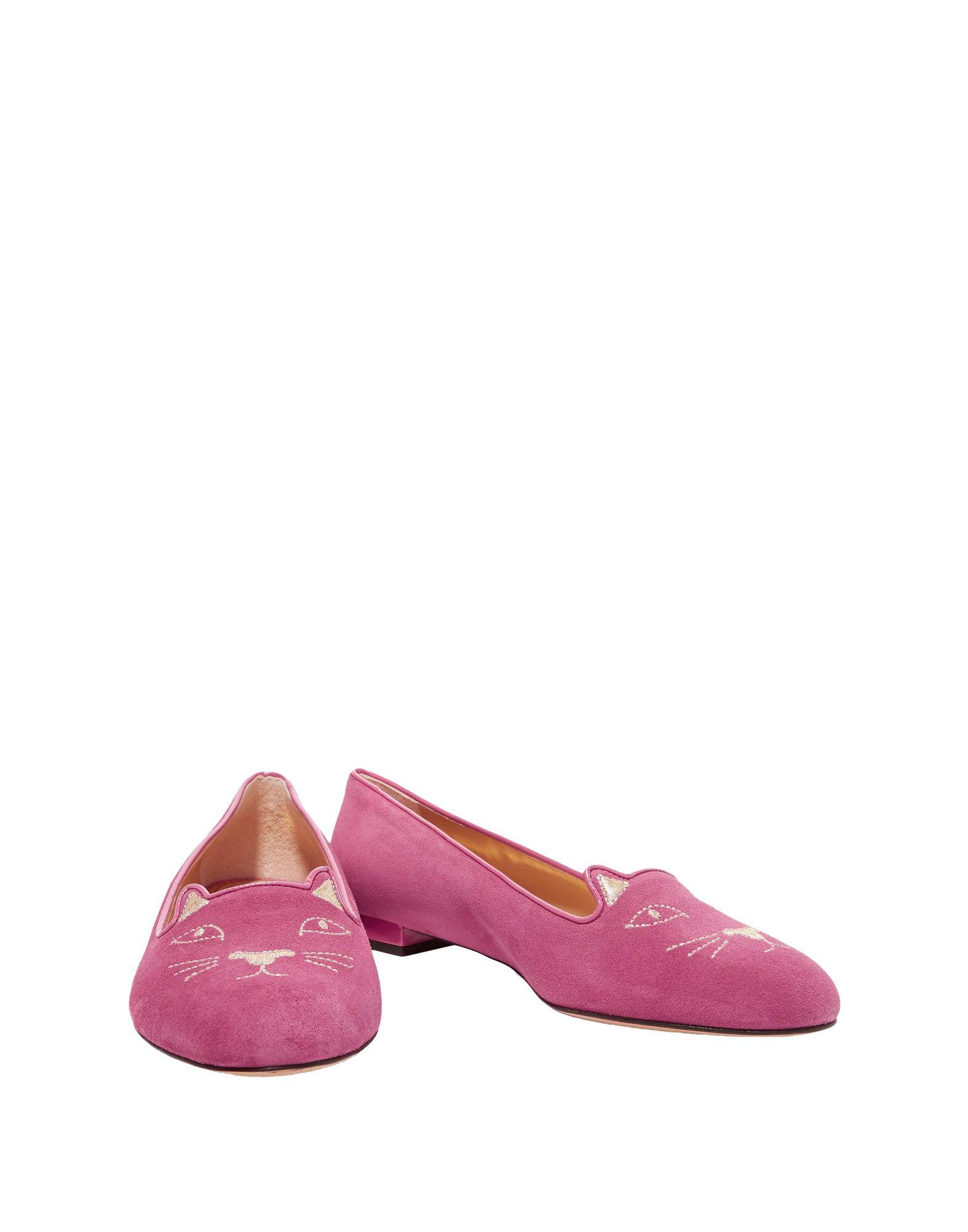 Charlotte Olympia Mokassins Damen Damen Mokassins  11513738JU Neue Schuhe b7dcdb