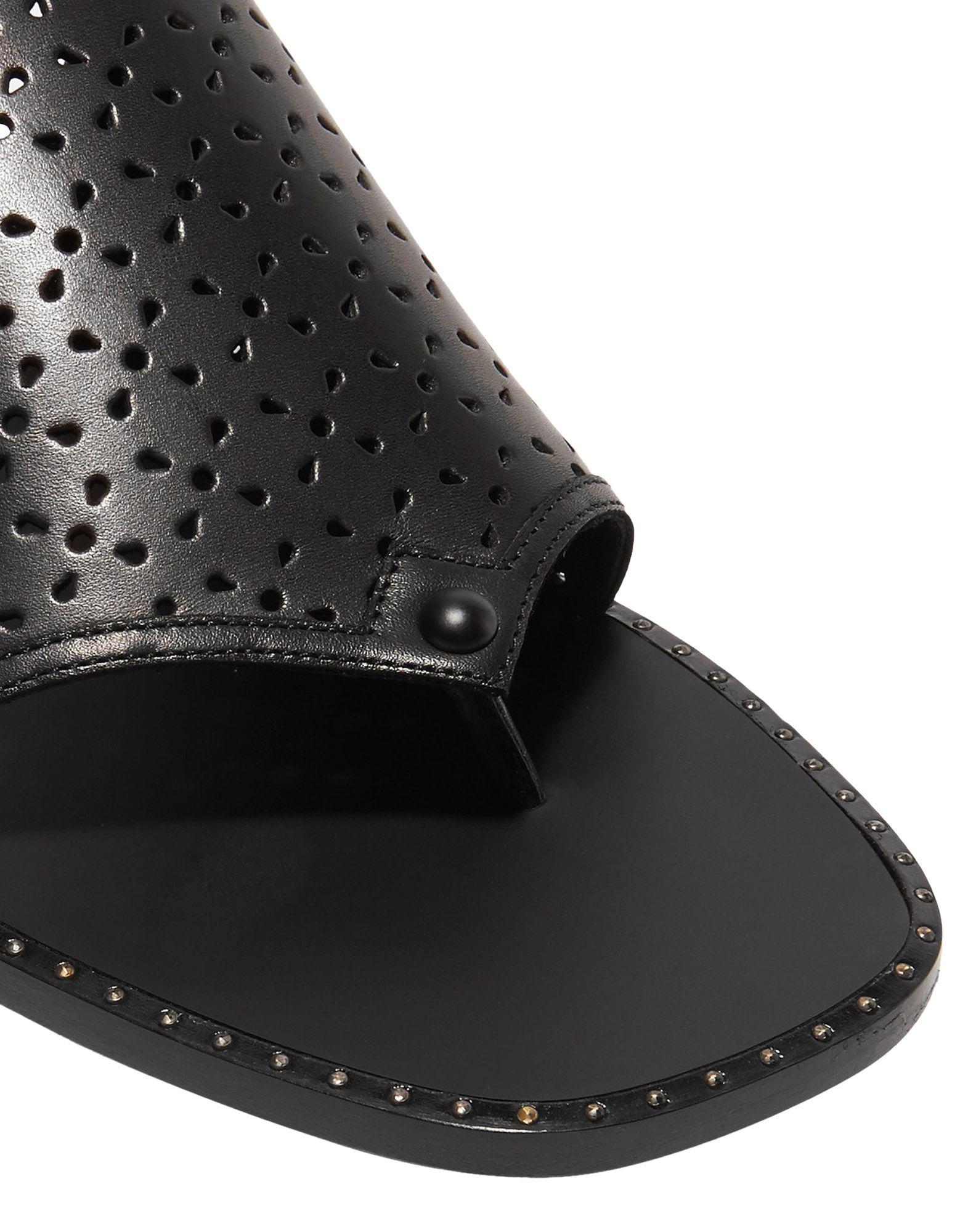 Rabatt Schuhe Tomas Maier Dianetten Damen  11513748UF