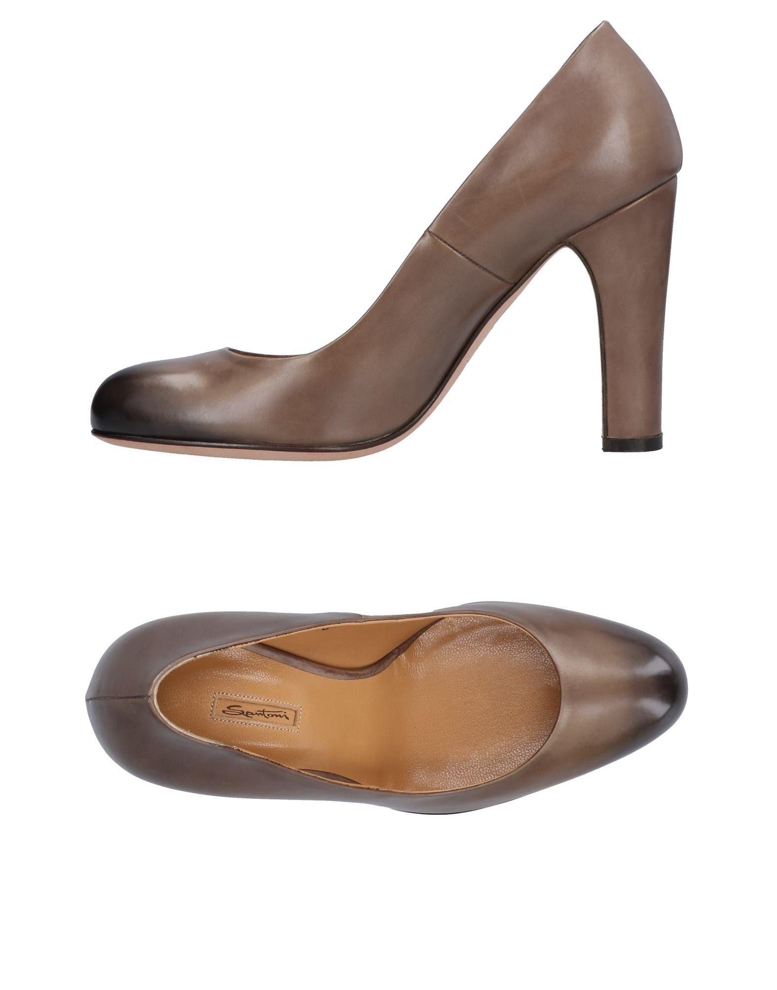 Santoni Pumps Damen  11513762IOGut aussehende strapazierfähige Schuhe