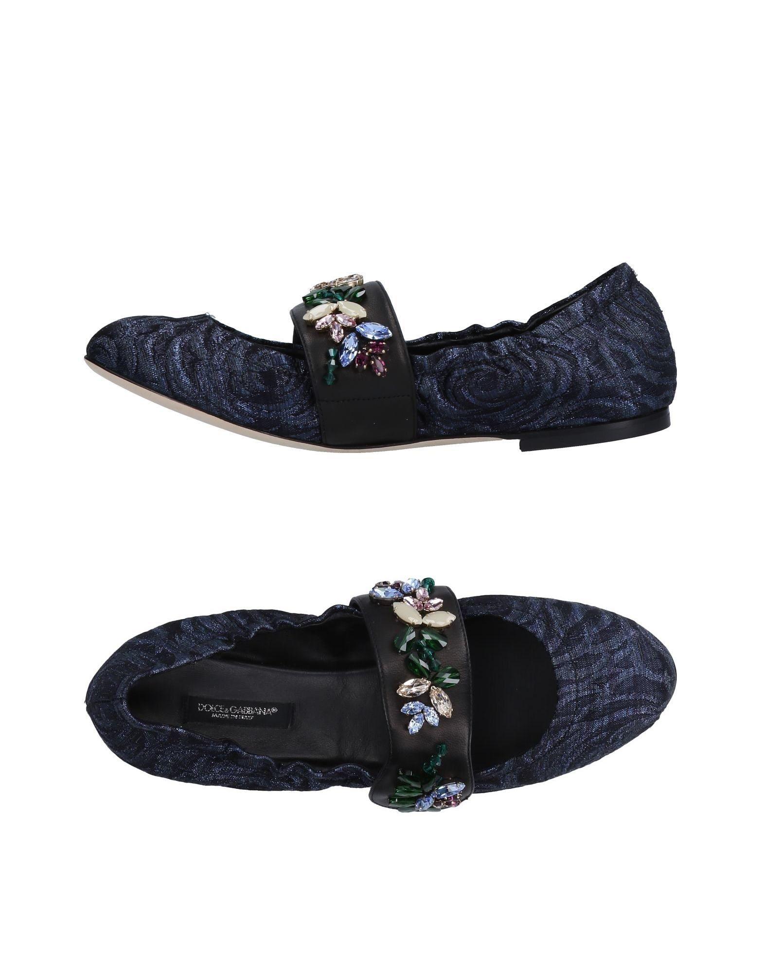 Dolce  & Gabbana Ballerinas Damen  Dolce 11513824MCGünstige gut aussehende Schuhe fbee8e