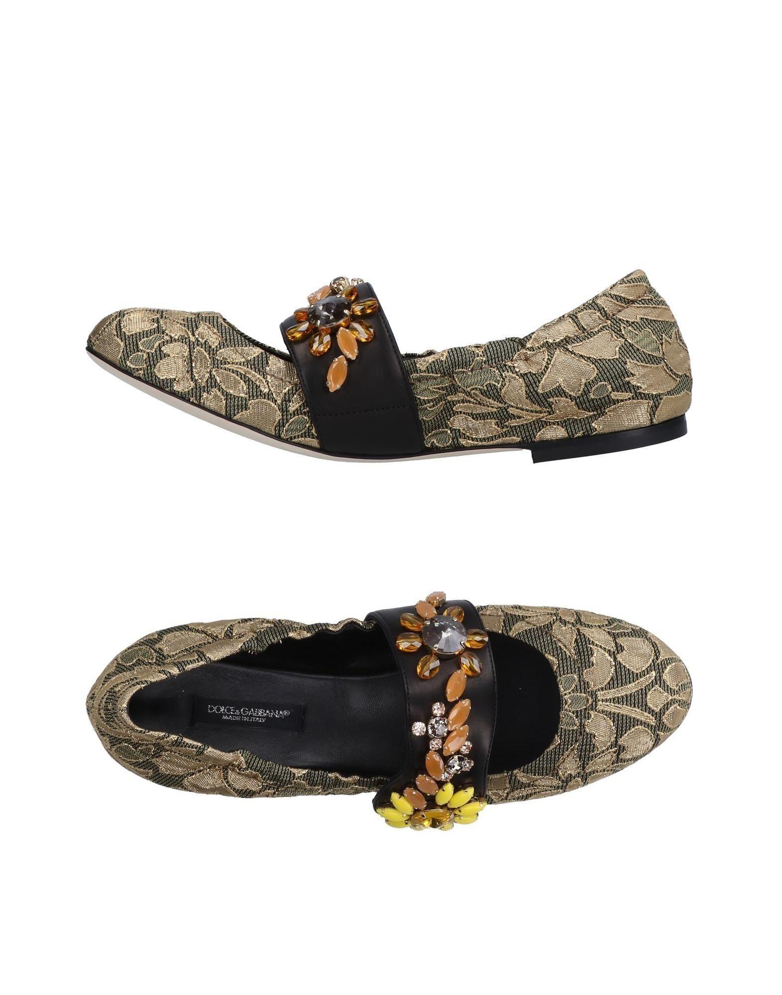 Dolce & Gabbana Ballerinas Damen Schuhe  11513841LMGünstige gut aussehende Schuhe Damen 60bc4c