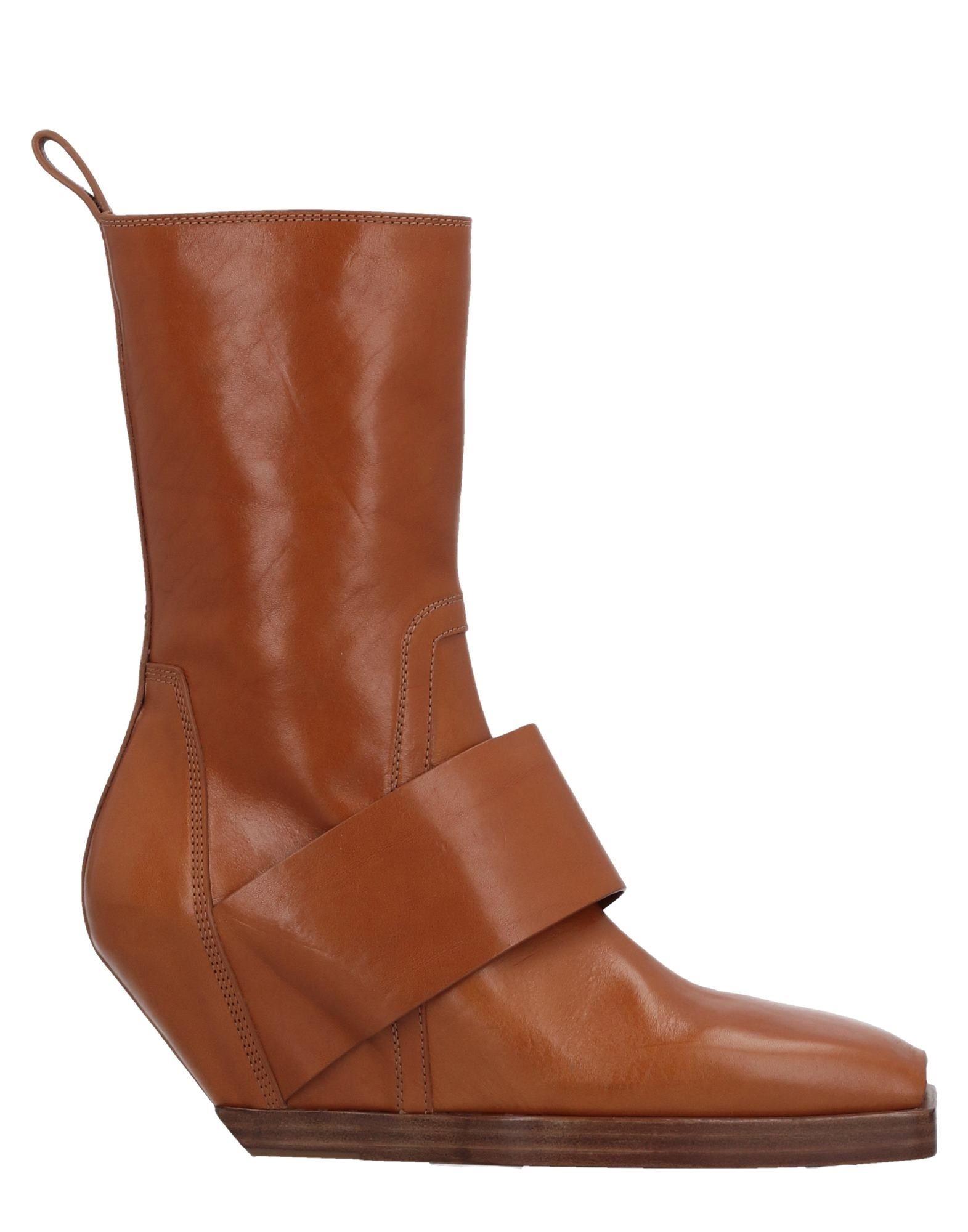 Rick Owens Stiefelette Damen  11513849QGGünstige gut aussehende Schuhe