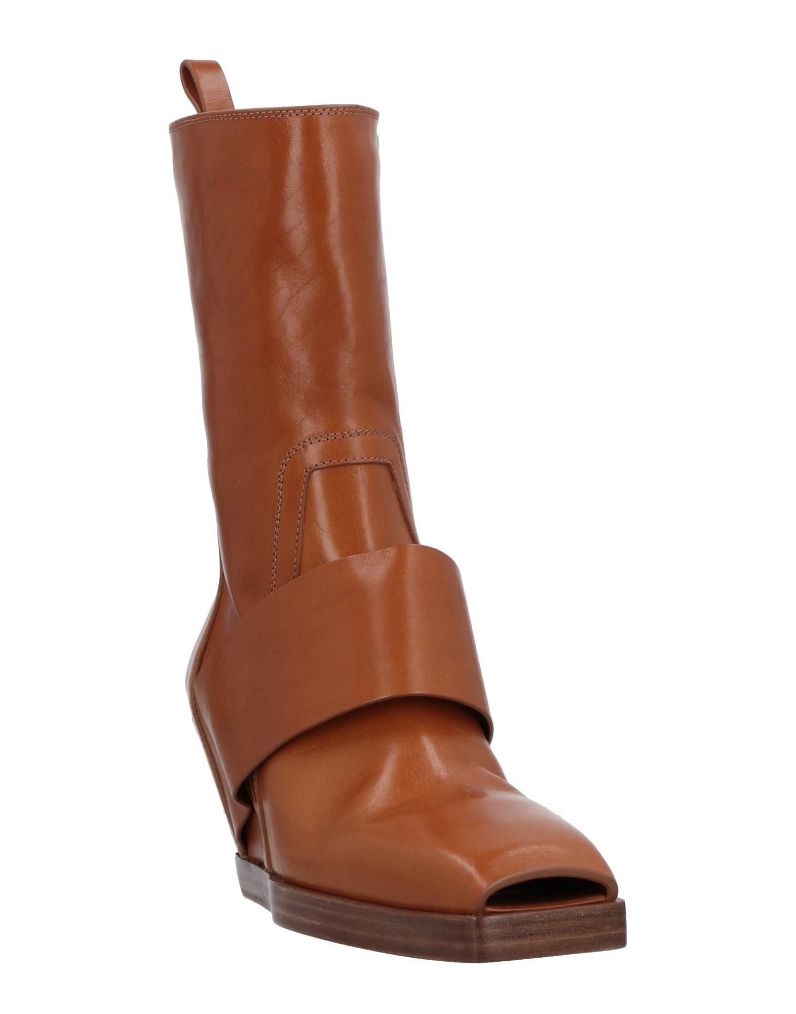 Rick Owens Stiefelette aussehende Damen  11513849QGGünstige gut aussehende Stiefelette Schuhe aa07a7