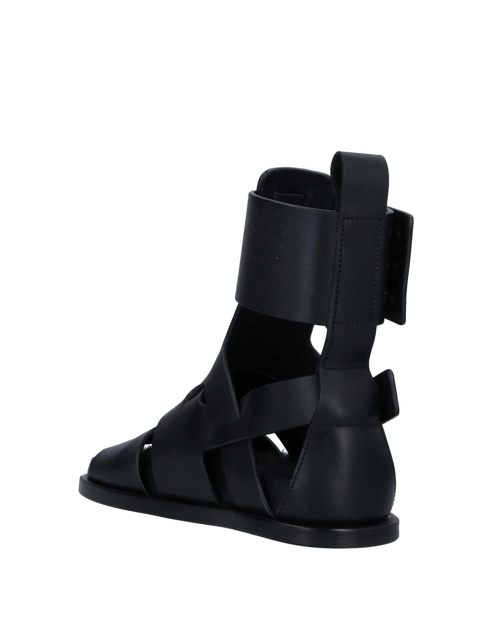 Rick Owens Sandalen Damen aussehende  11513864XUGünstige gut aussehende Damen Schuhe 3c98ad