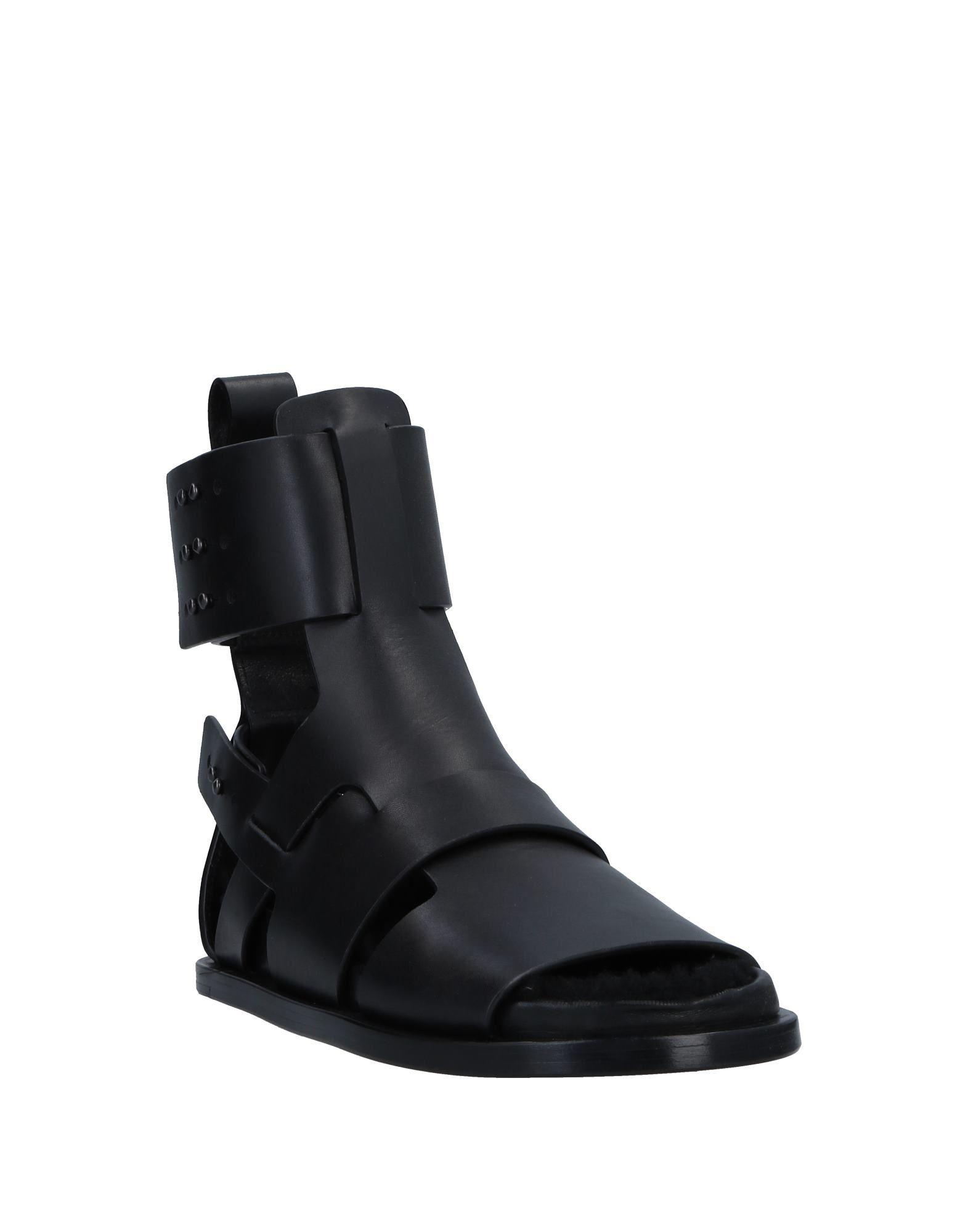 Rick Owens Sandalen Damen aussehende  11513864XUGünstige gut aussehende Damen Schuhe 59c57a