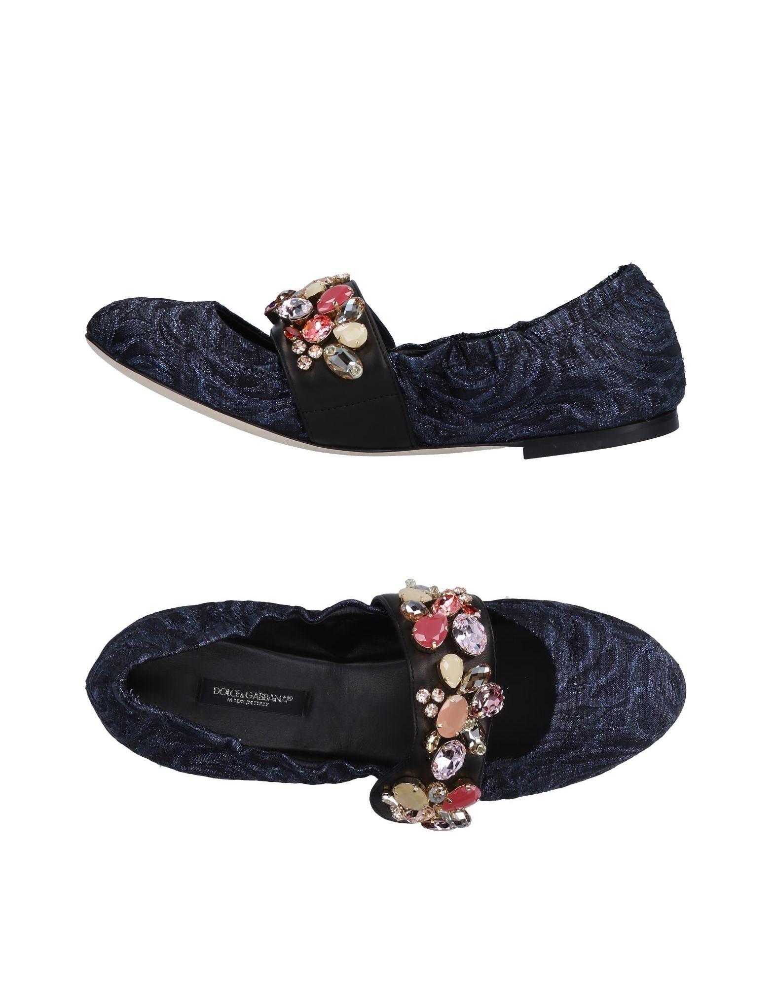 Dolce & Gabbana Ballet Flats - Women Dolce & on Gabbana Ballet Flats online on &  Canada - 11513875WB 5f4d78