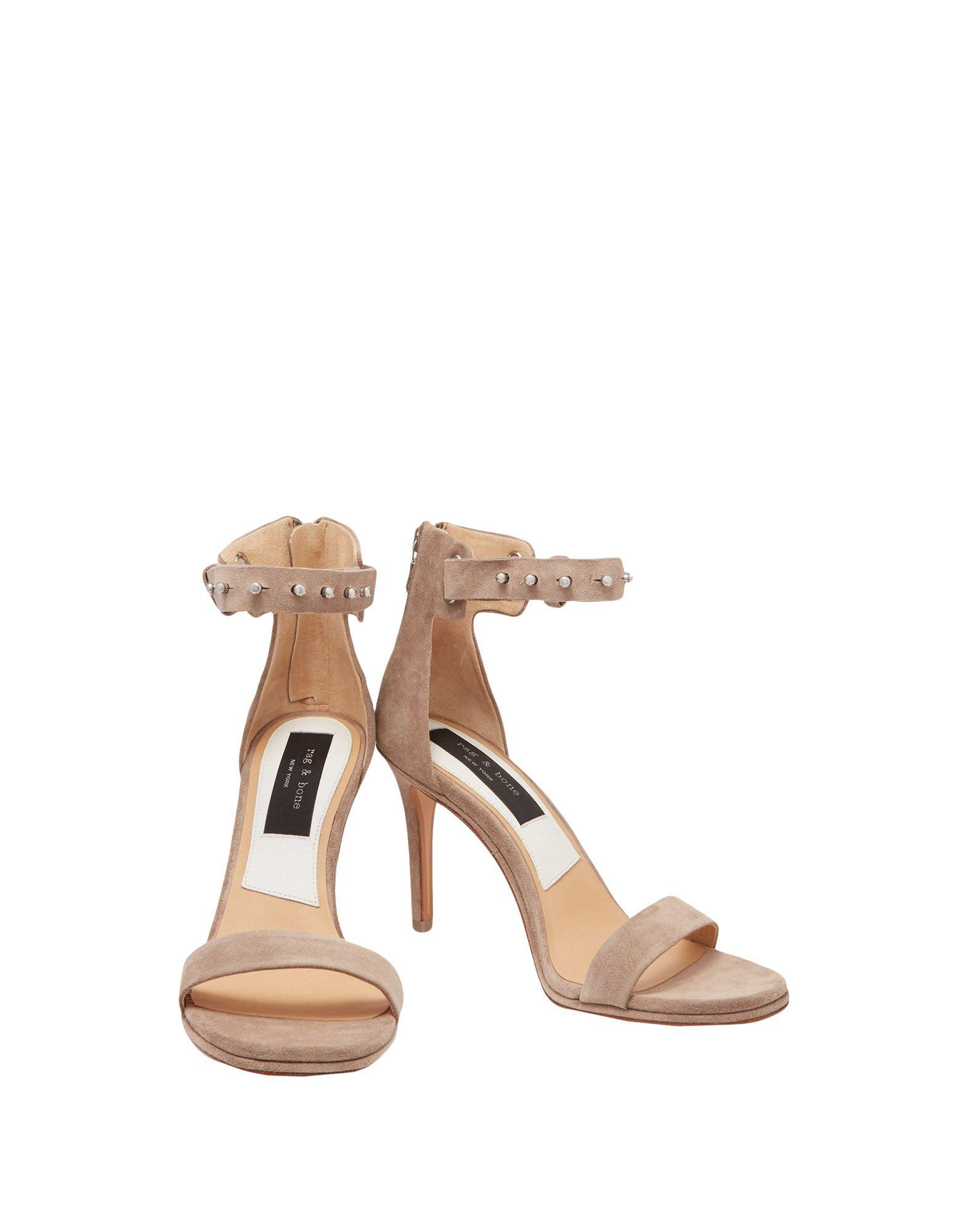 Rabatt Schuhe Rag & Bone Sandalen Damen  11514089IP
