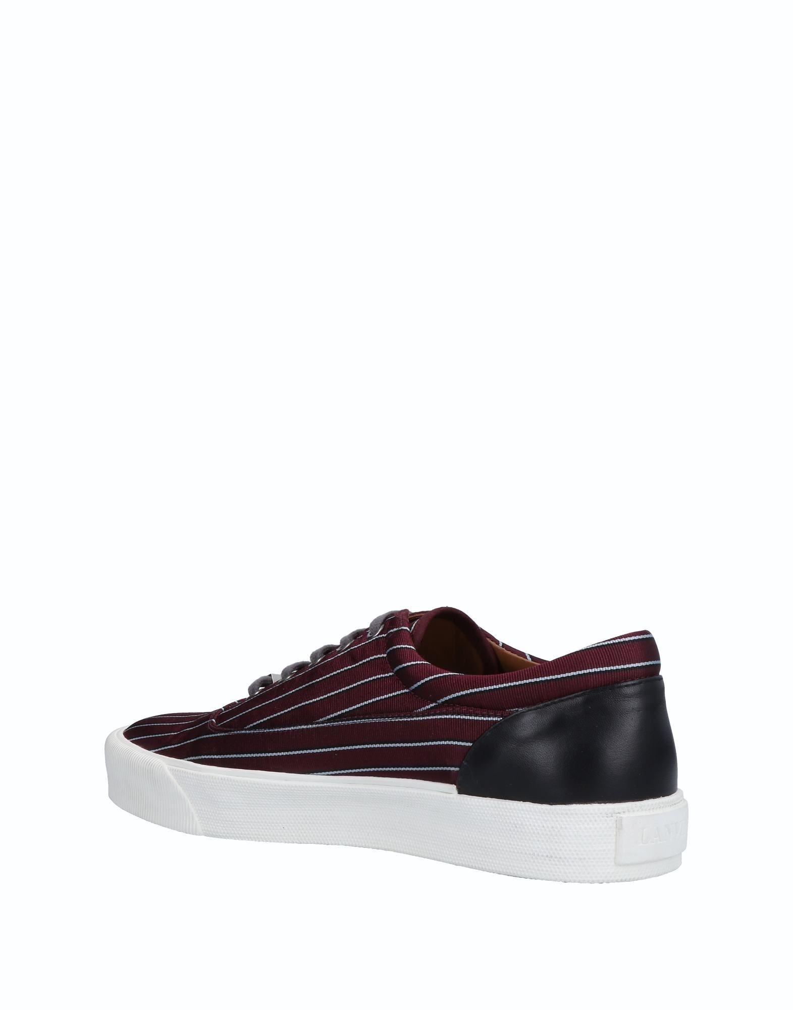 Lanvin Sneakers Herren  11514110HS Gute Qualität beliebte Schuhe