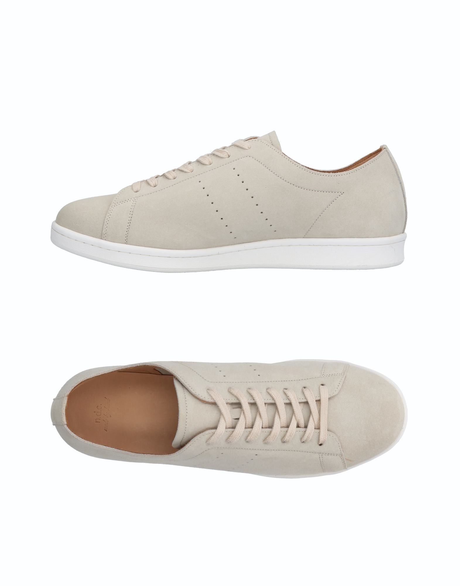 Sneakers N.D.C. Made By Hand Homme - Sneakers N.D.C. Made By Hand  Gris clair Réduction de prix saisonnier, remise
