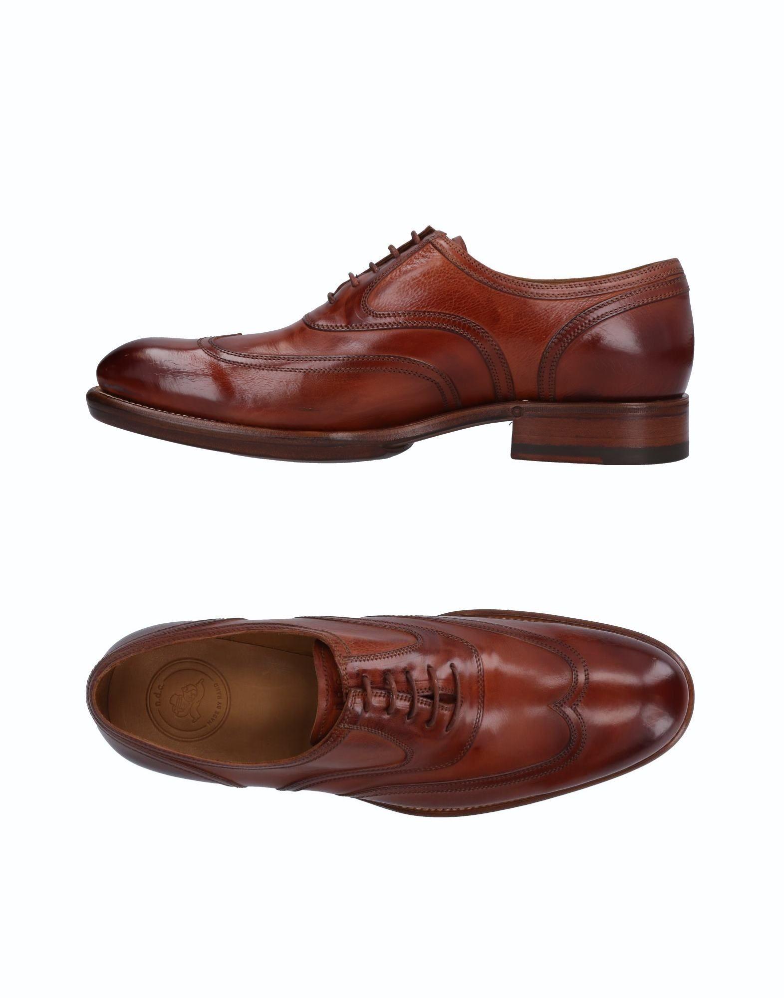 N.D.C. Made By Hand Schnürschuhe Herren  11514150BV Gute Qualität beliebte Schuhe