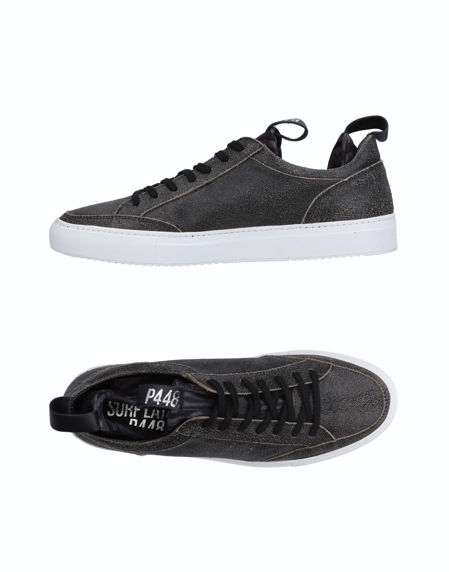 Rabatt echte Schuhe P448 Sneakers Herren  11514222RC