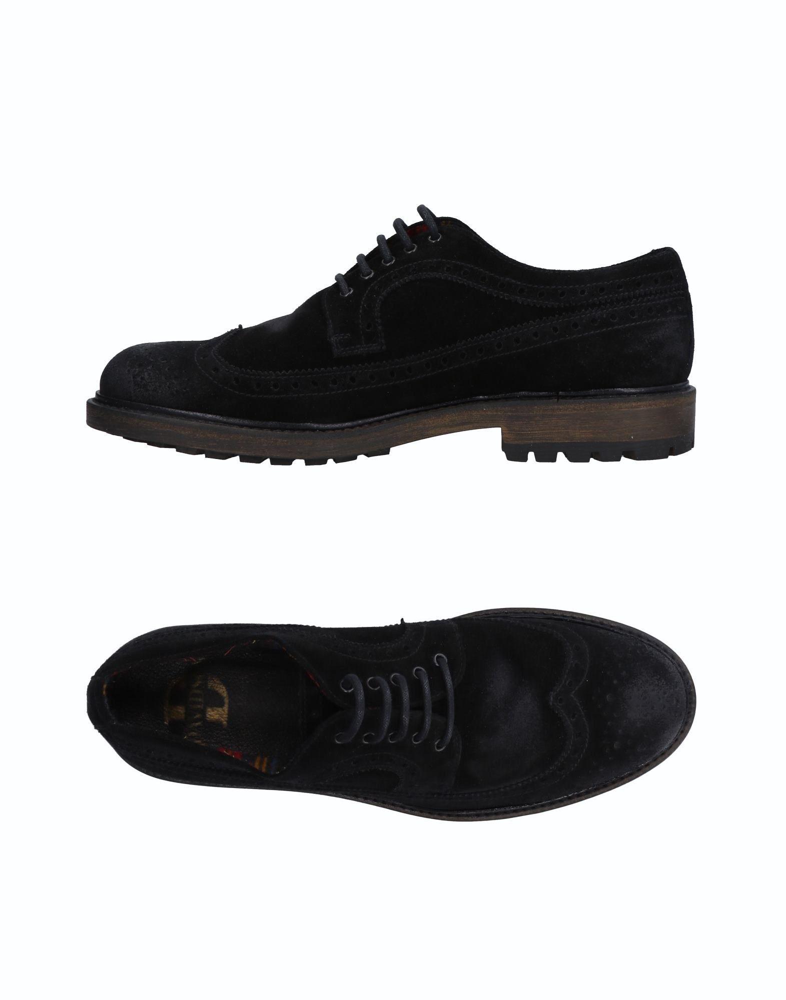 Rabatt echte Schuhe Davidson Schnürschuhe Herren  11514260IT