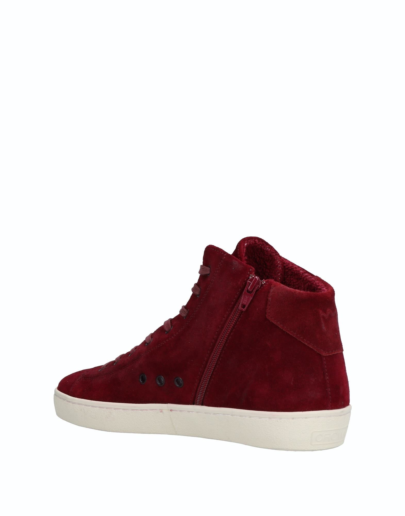Leather Neue Crown Sneakers Herren  11514343VV Neue Leather Schuhe d4bc44