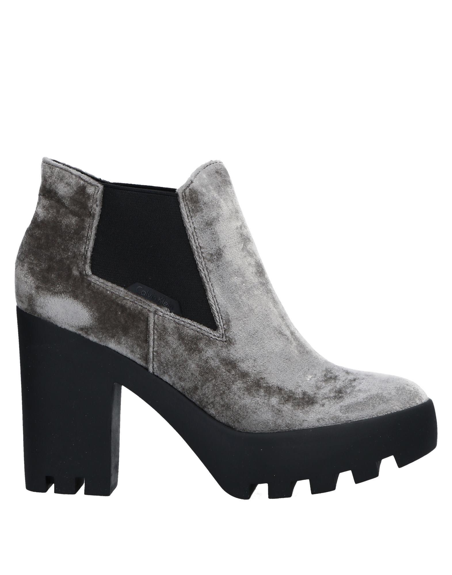 Calvin Klein Jeans Ankle Boot - Women Calvin online Klein Jeans Ankle Boots online Calvin on  Australia - 11514354CR aa7657