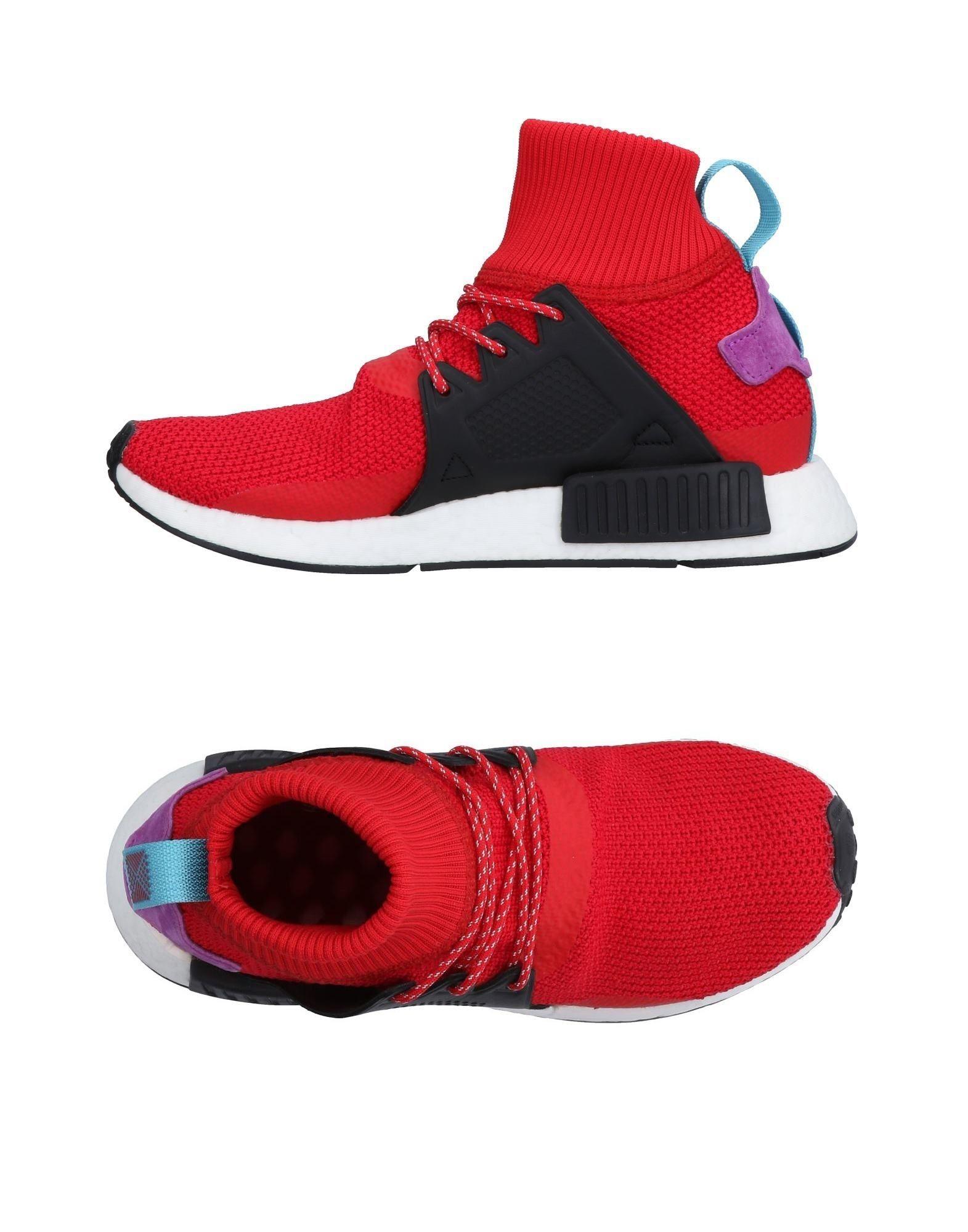 Rabatt echte Schuhe Adidas Sneakers Herren  11514366SB