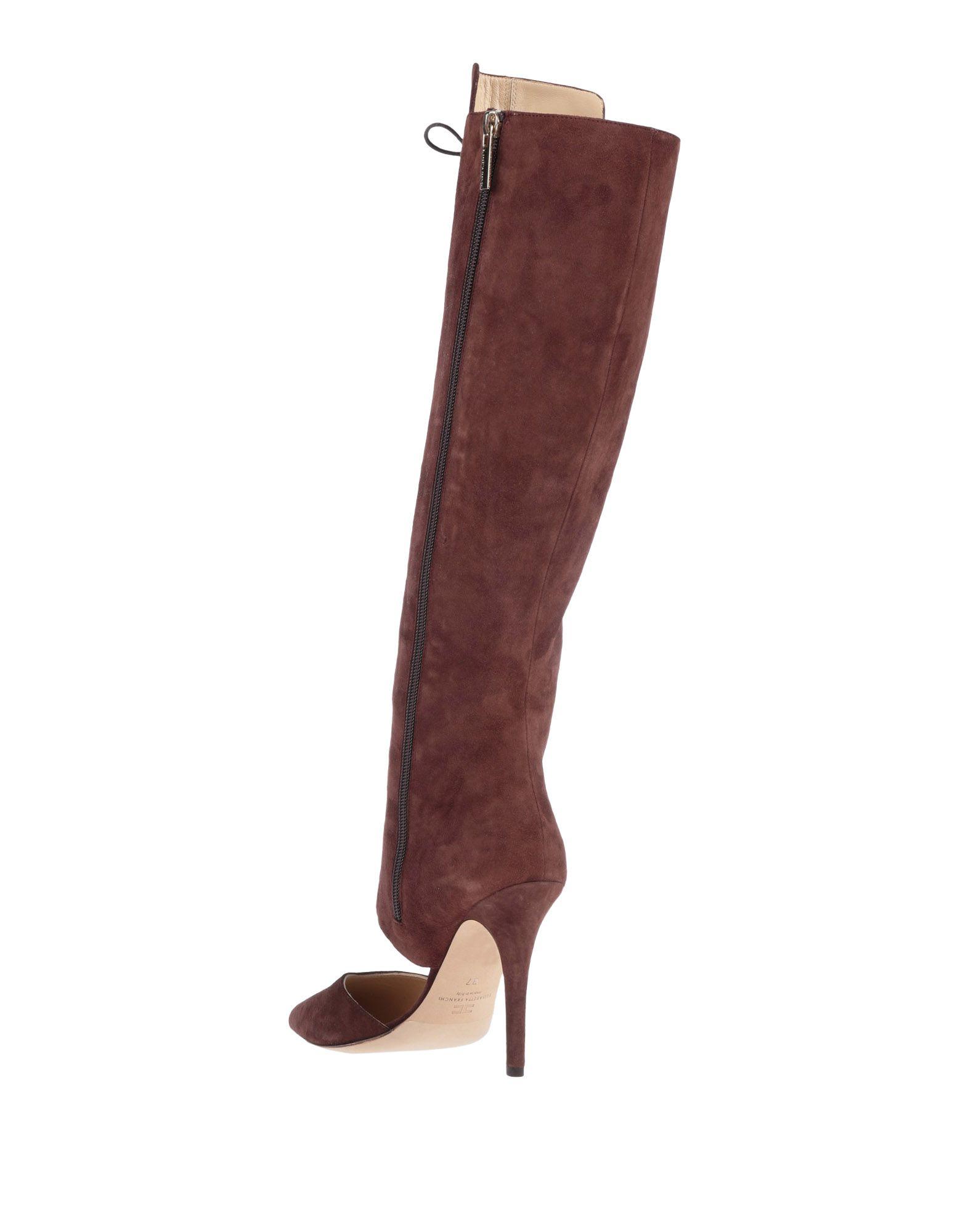 Elisabetta Franchi Beliebte Stiefel Damen  11514382HS Beliebte Franchi Schuhe 8eff18