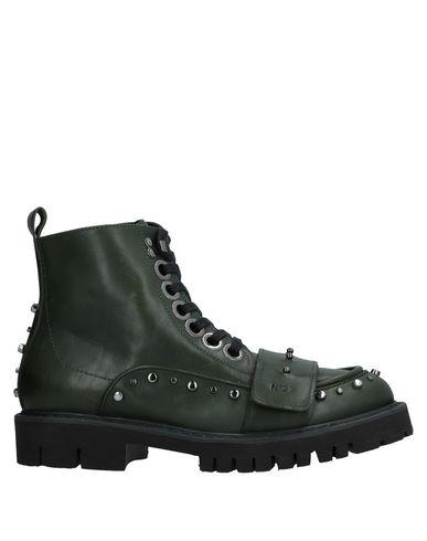 Zapatos con descuento Botín N° 21 Hombre - Botines N° 21 - 11514495VA Verde
