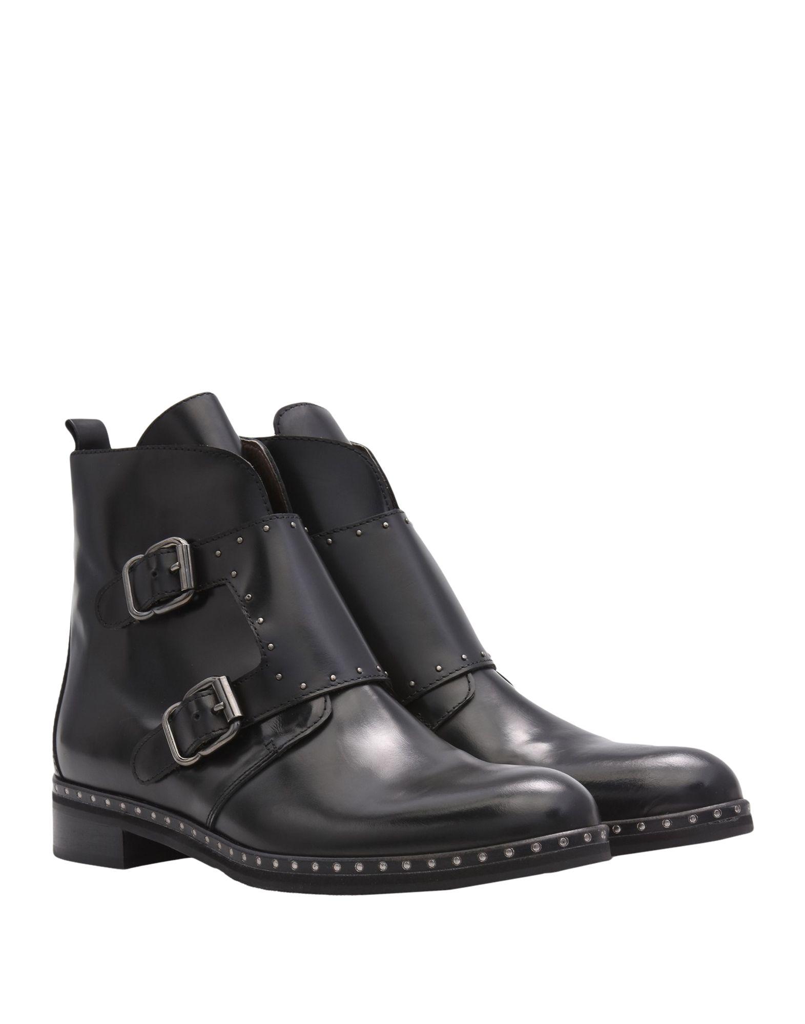 Stilvolle billige Schuhe Leonardo Principi Stiefelette Damen  11514563XU