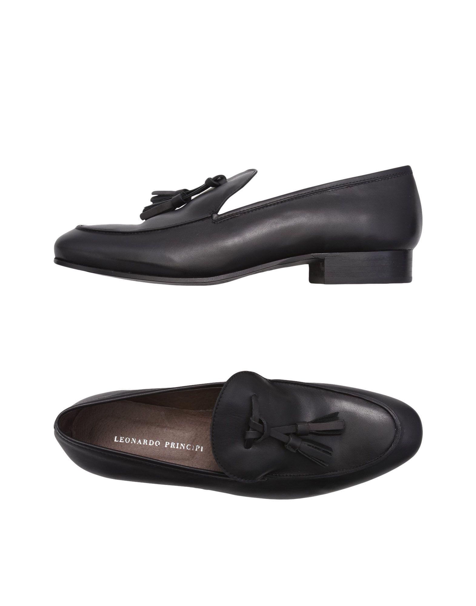 Leonardo Principi Loafers - Women on Leonardo Principi Loafers online on Women  Canada - 11514572QH 800db6