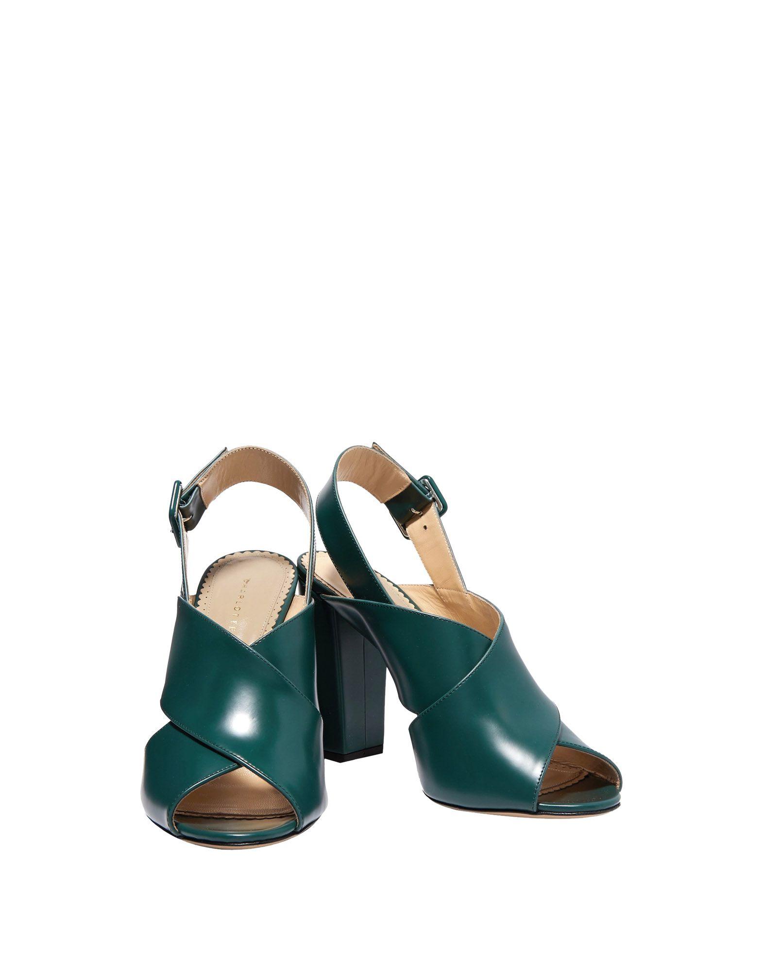 Charlotte Olympia Sandals Sandals - Women Charlotte Olympia Sandals Sandals online on  Australia - 11514722GQ 68c2f2