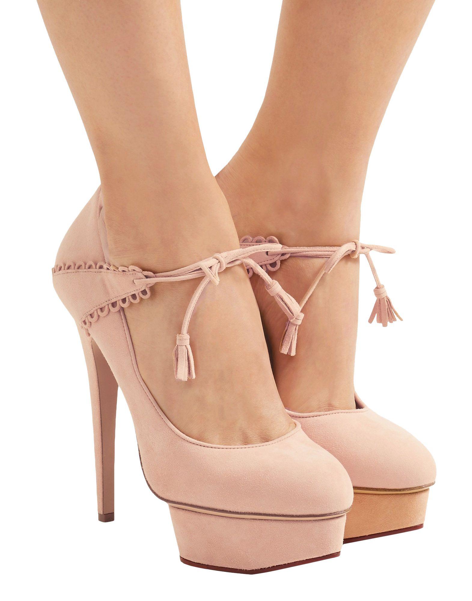 Charlotte Olympia Pumps Damen  11514774JFGünstige gut aussehende Schuhe