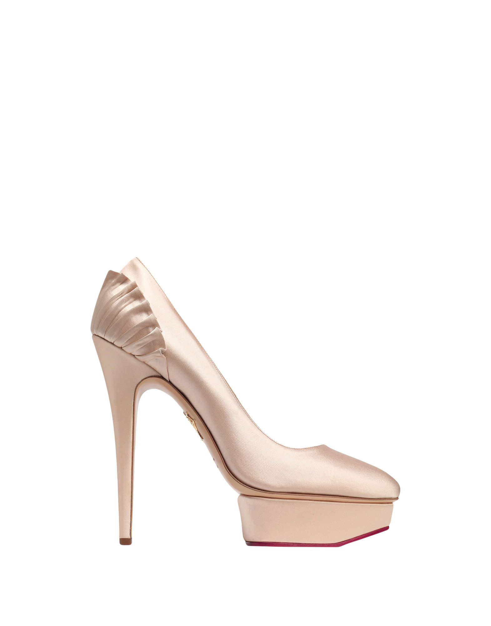 Charlotte Olympia Pumps Damen Beliebte  11514795VQ Beliebte Damen Schuhe ab65d1