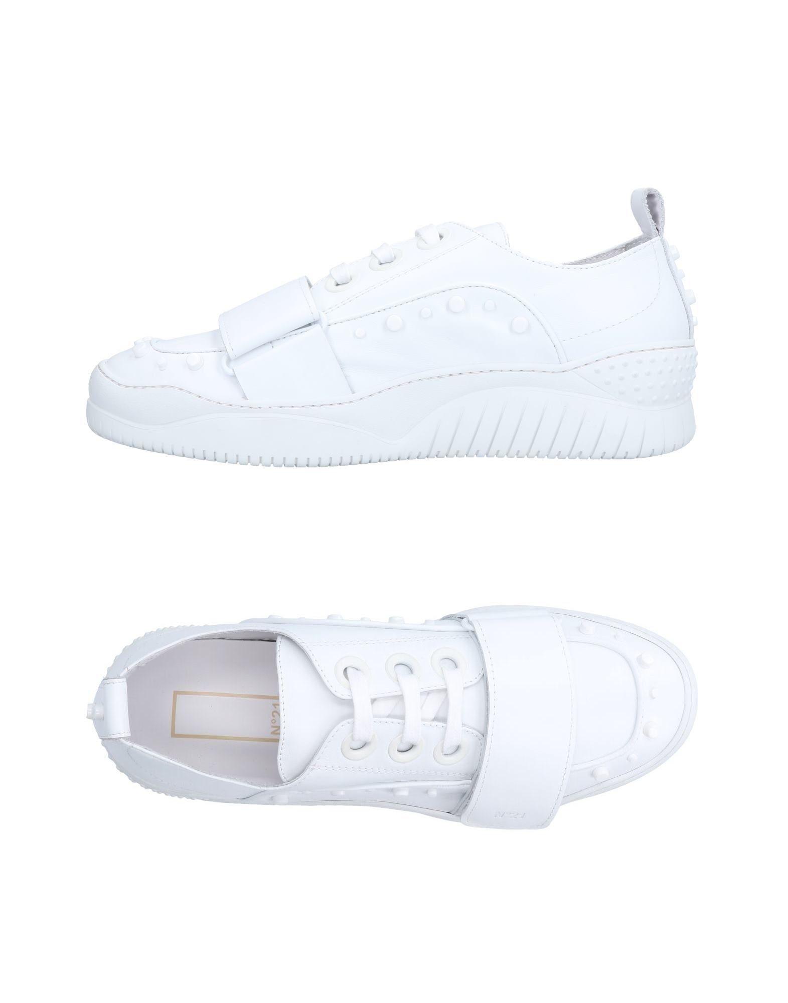N° 21 Sneakers Herren  11514827WQ Gute Qualität beliebte Schuhe