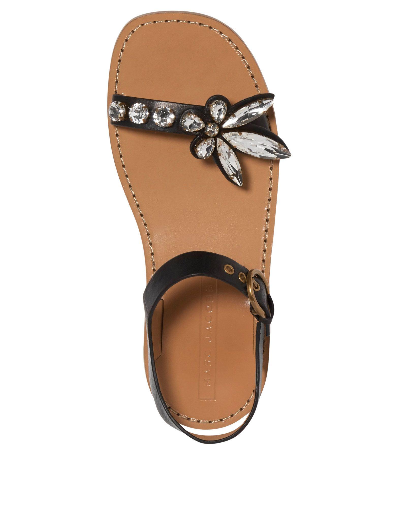 Marc Damen Jacobs Sandalen Damen Marc  11514882IBGut aussehende strapazierfähige Schuhe 8e45a5