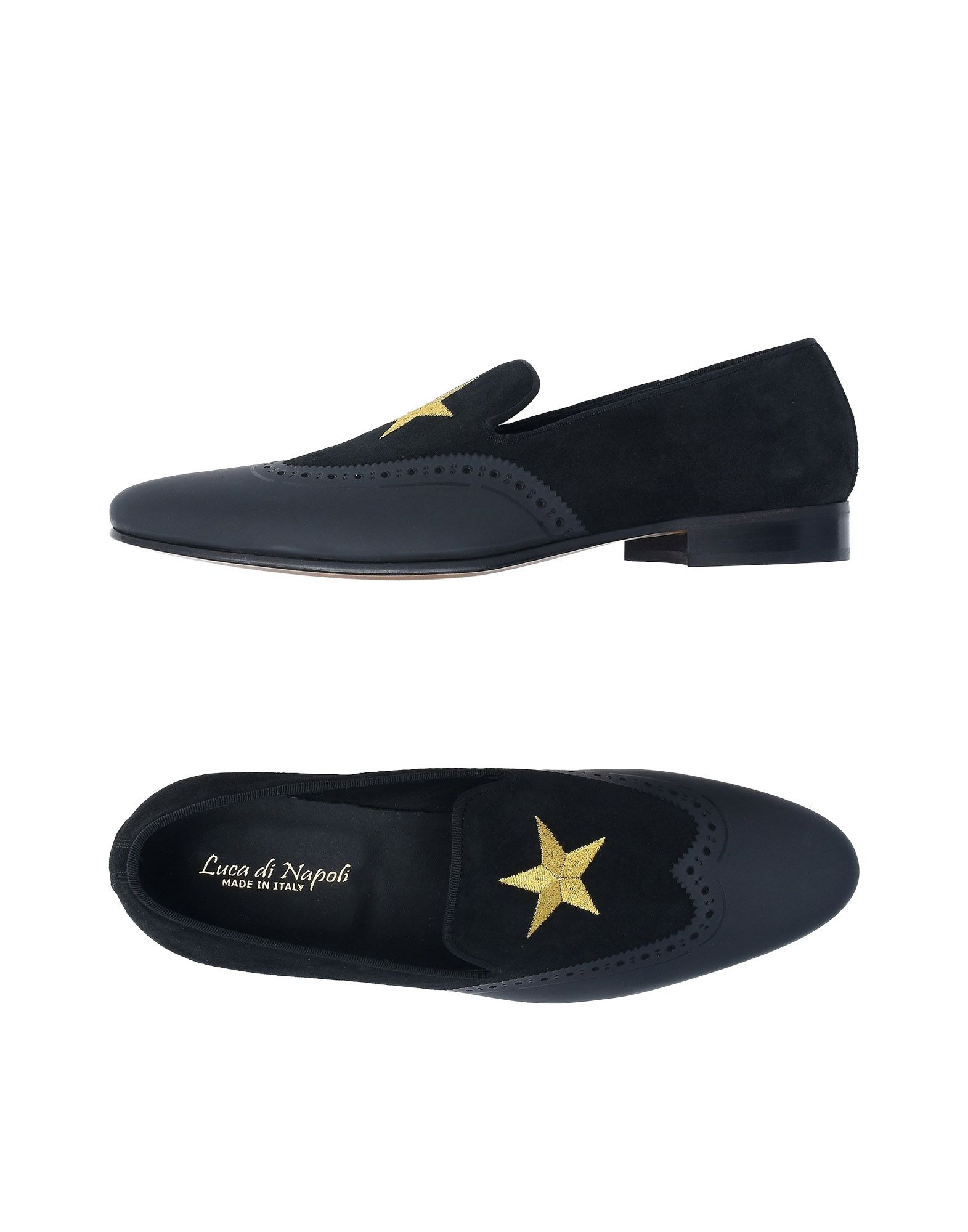 Luca Di Napoli Mokassins Herren  11514905BL Gute Qualität beliebte Schuhe