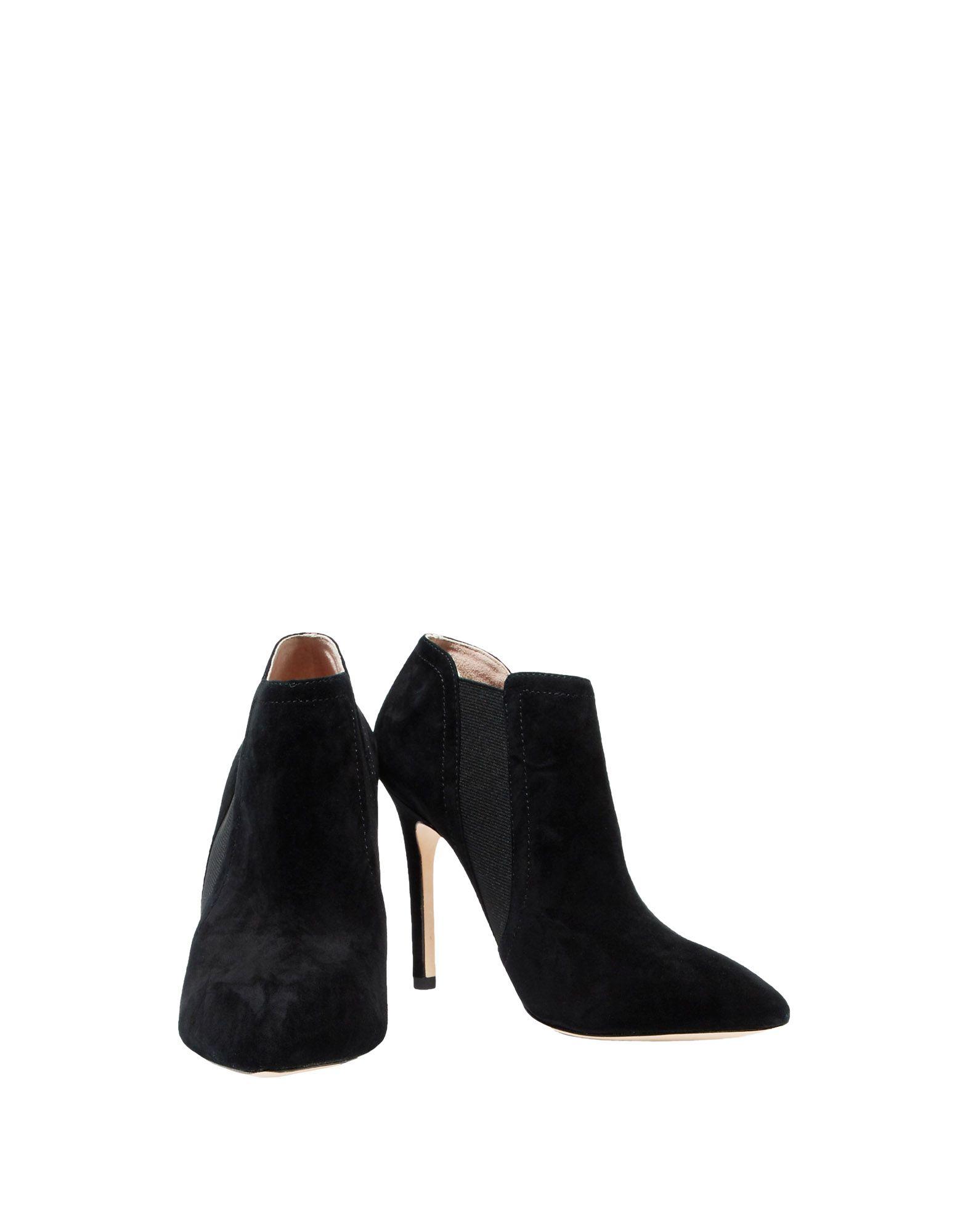Rabatt Schuhe Halston Heritage Stiefelette Damen  11514993VF
