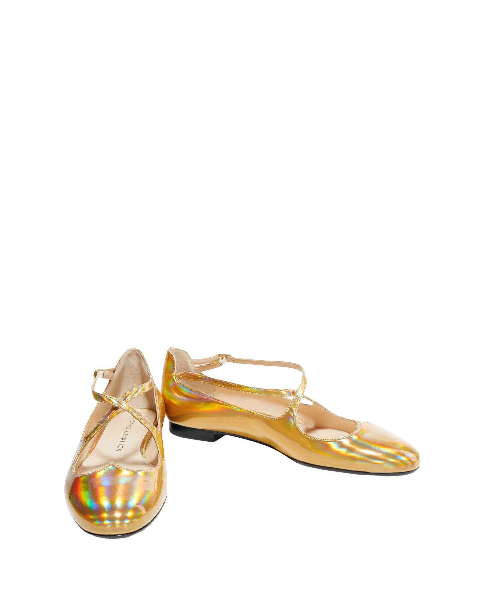 Rabatt Schuhe Camilla Elphick Ballerinas Damen  11515020CN