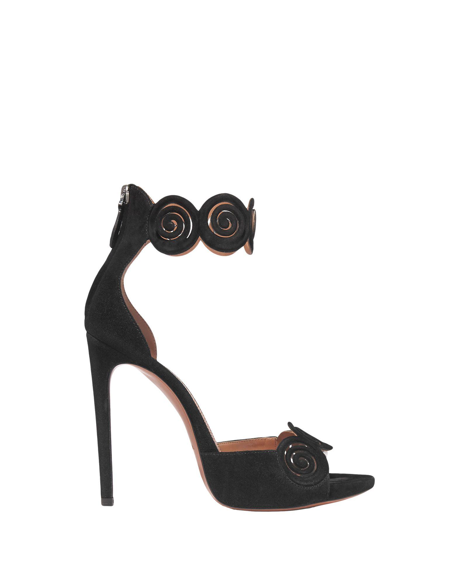 Alaïa Sandalen Damen  11515029QRGünstige gut aussehende Schuhe