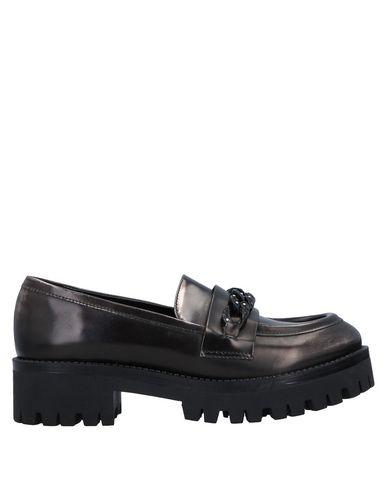 Zapatos de hombre y mujer de promoción por tiempo limitado Mocasín Pedro García Mujer - Mocasines Pedro García- 11406620RK Gris marengo