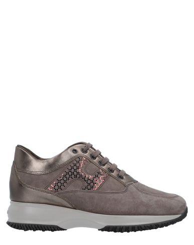 Nuevos zapatos para hombres y mujeres, descuento por por por tiempo limitado Zapatillas Hogan Mujer - Zapatillas Hogan Gris perla 433b29