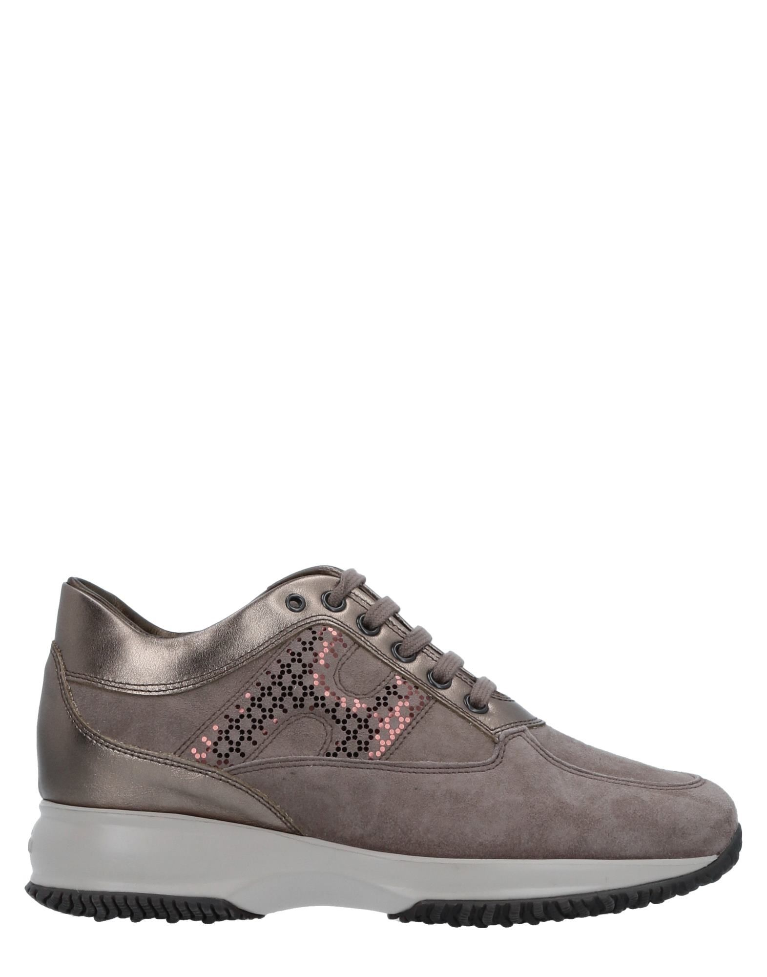 Baskets Hogan Femme - Baskets Hogan Gris clair Super rabais