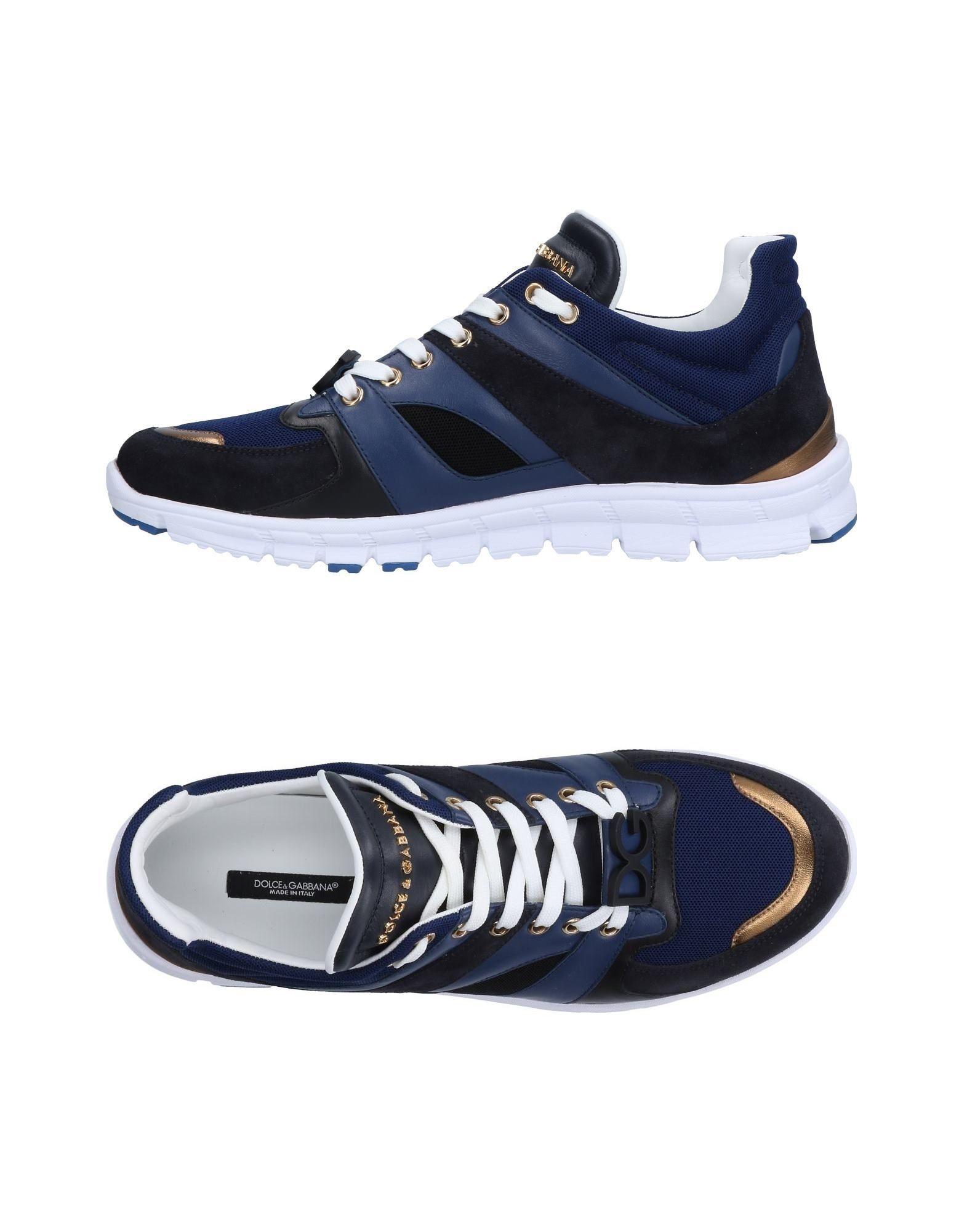 Dolce & Gabbana Sneakers Herren  11515059TI