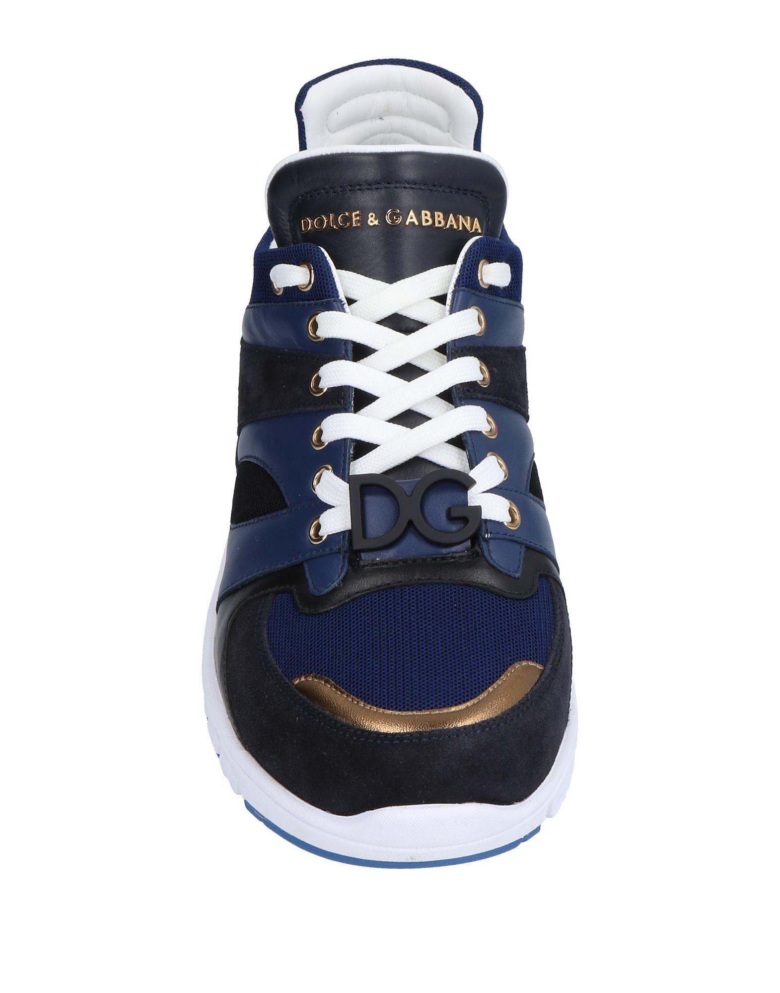 Dolce Gabbana & Gabbana Dolce Sneakers Herren  11515059TI dd4fe3