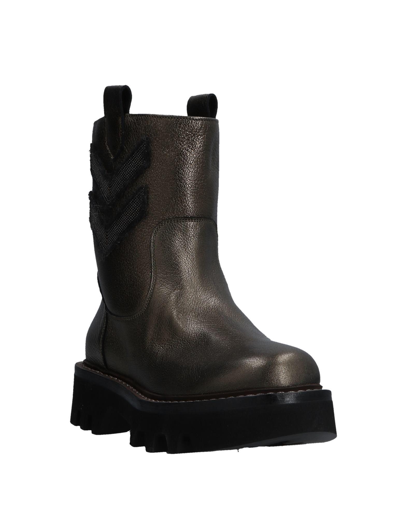 Brunello 11515077EH Cucinelli Stiefelette Damen  11515077EH Brunello Neue Schuhe 8e337c